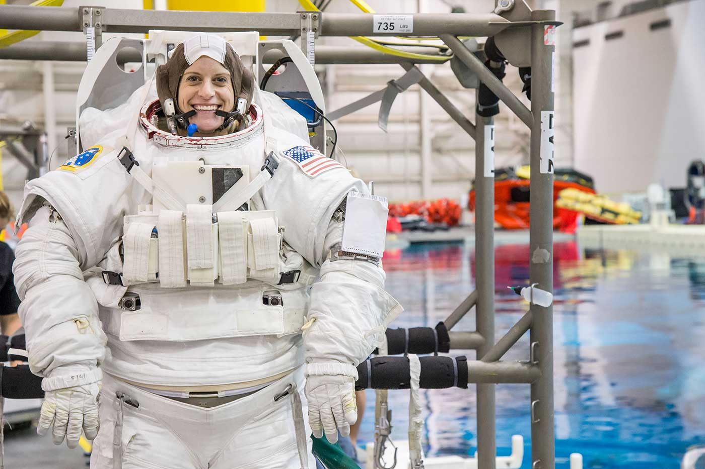 Five Things to Know About NASA Astronaut Kate Rubins | NASA