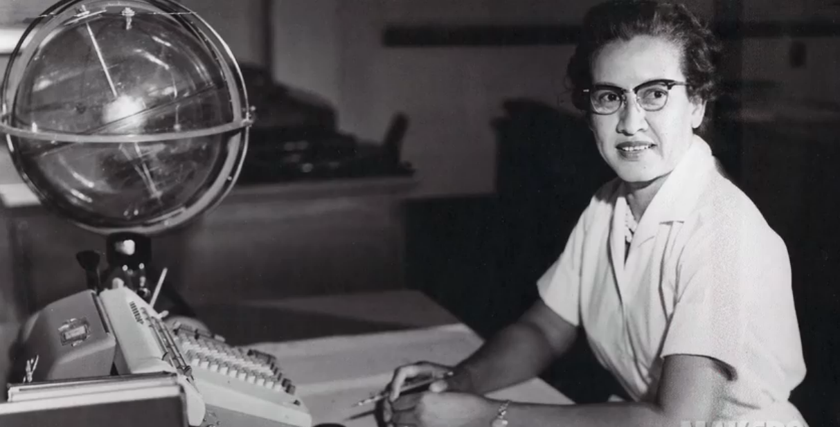 Image result for katherine johnson at nasa