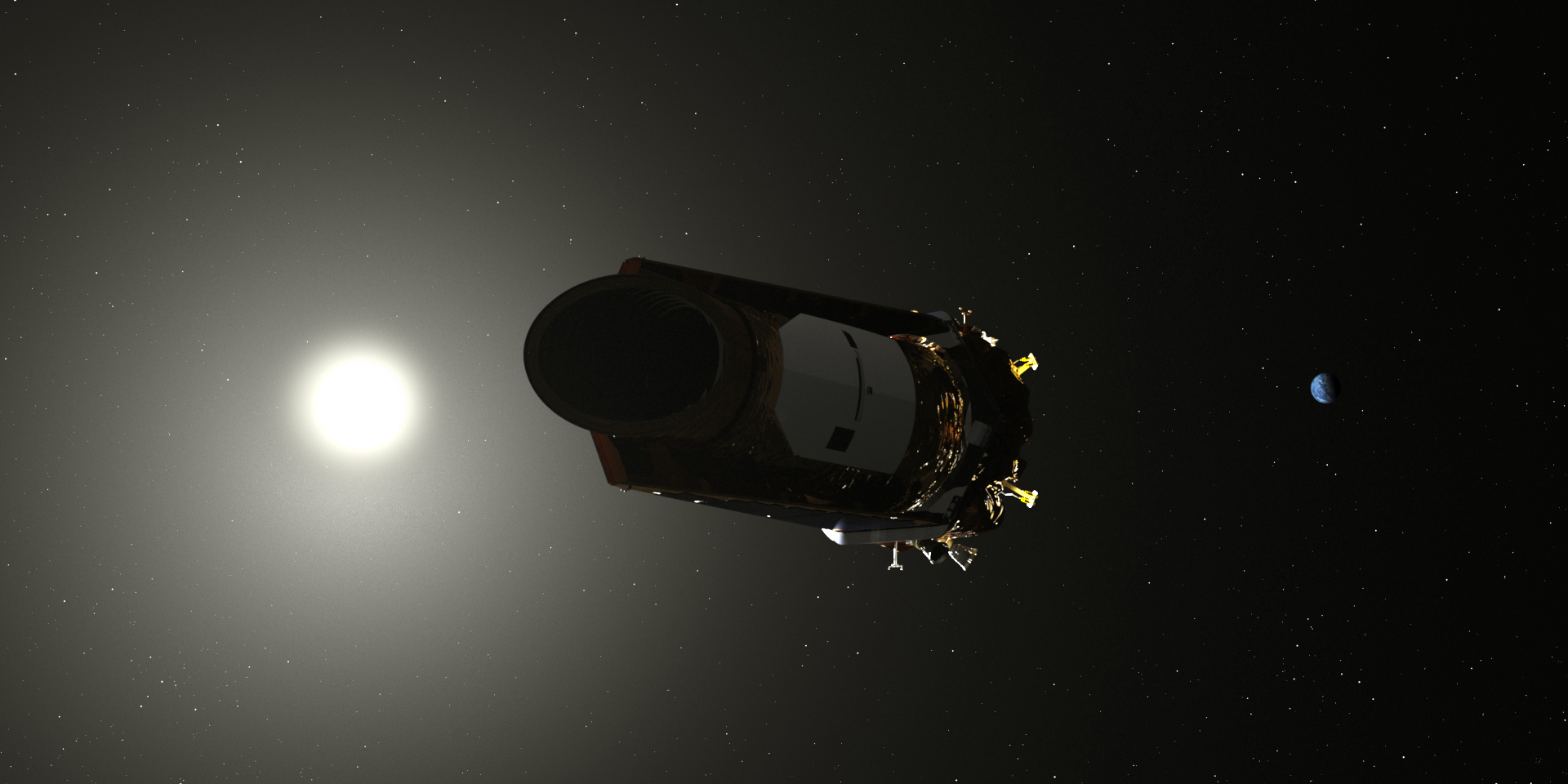 NASA to Hold Media Call on Status of Kepler Space Telescope Today