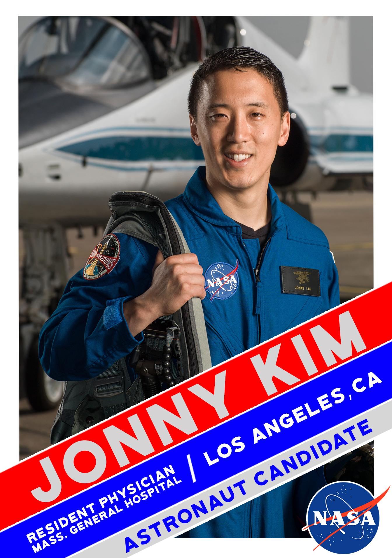 Astronaut Candidate Jonny Kim | NASA