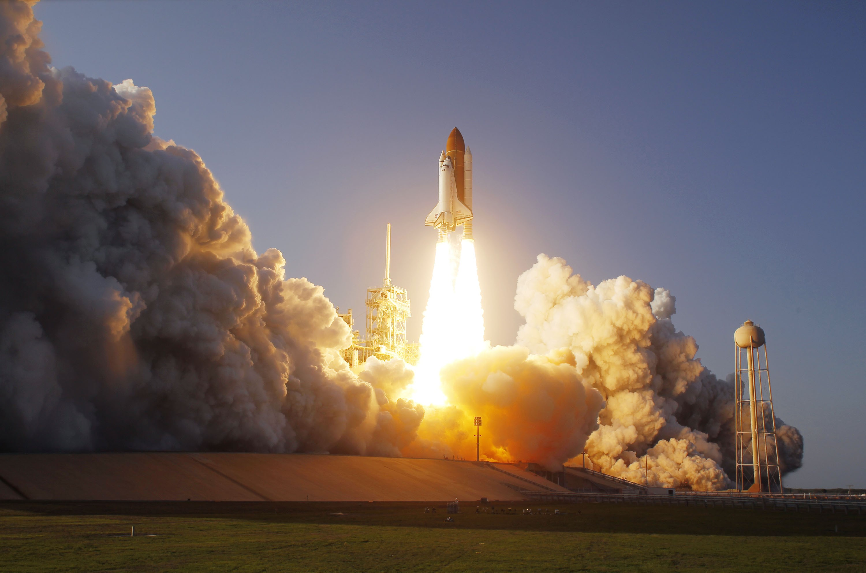 Discovery Launches for Final Time -- Feb. 24, 2011 | NASA