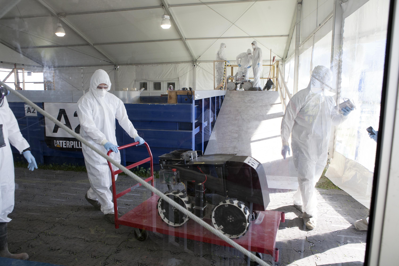 NASA Invites Media to Robotics Mining Competition | NASA