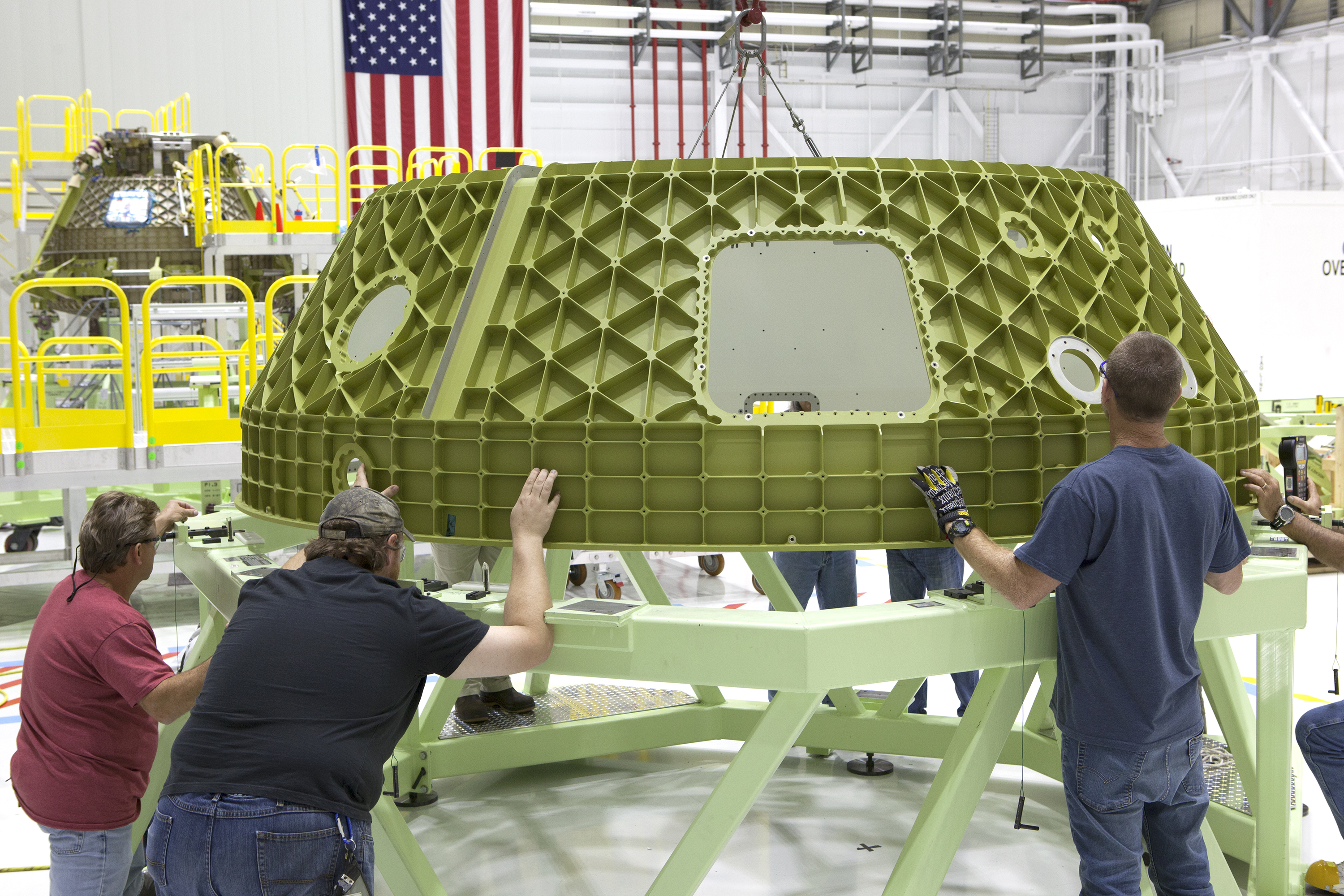 Second Starliner Begins Assembly In Florida Factory