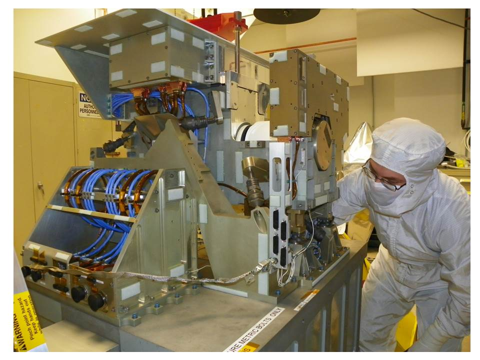 Suomi-NPP satellite instrument restored after radiation