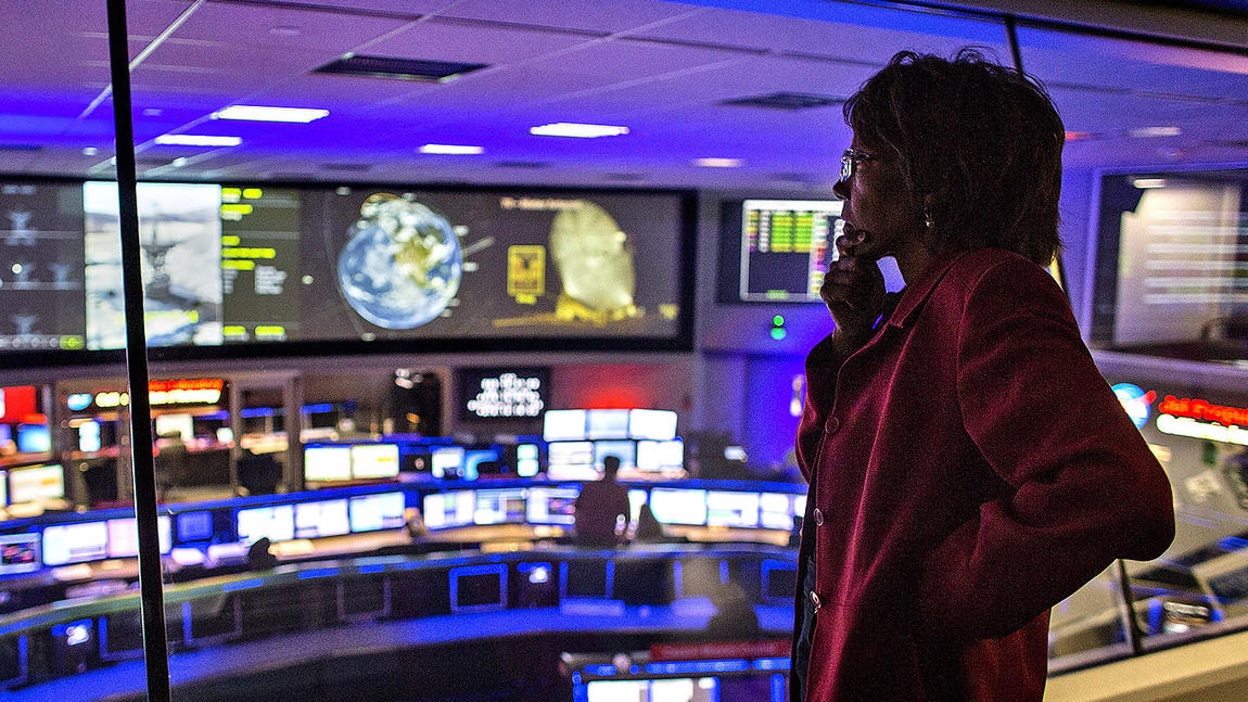 Claudia Alexander and Her Life Well-Lived | NASA