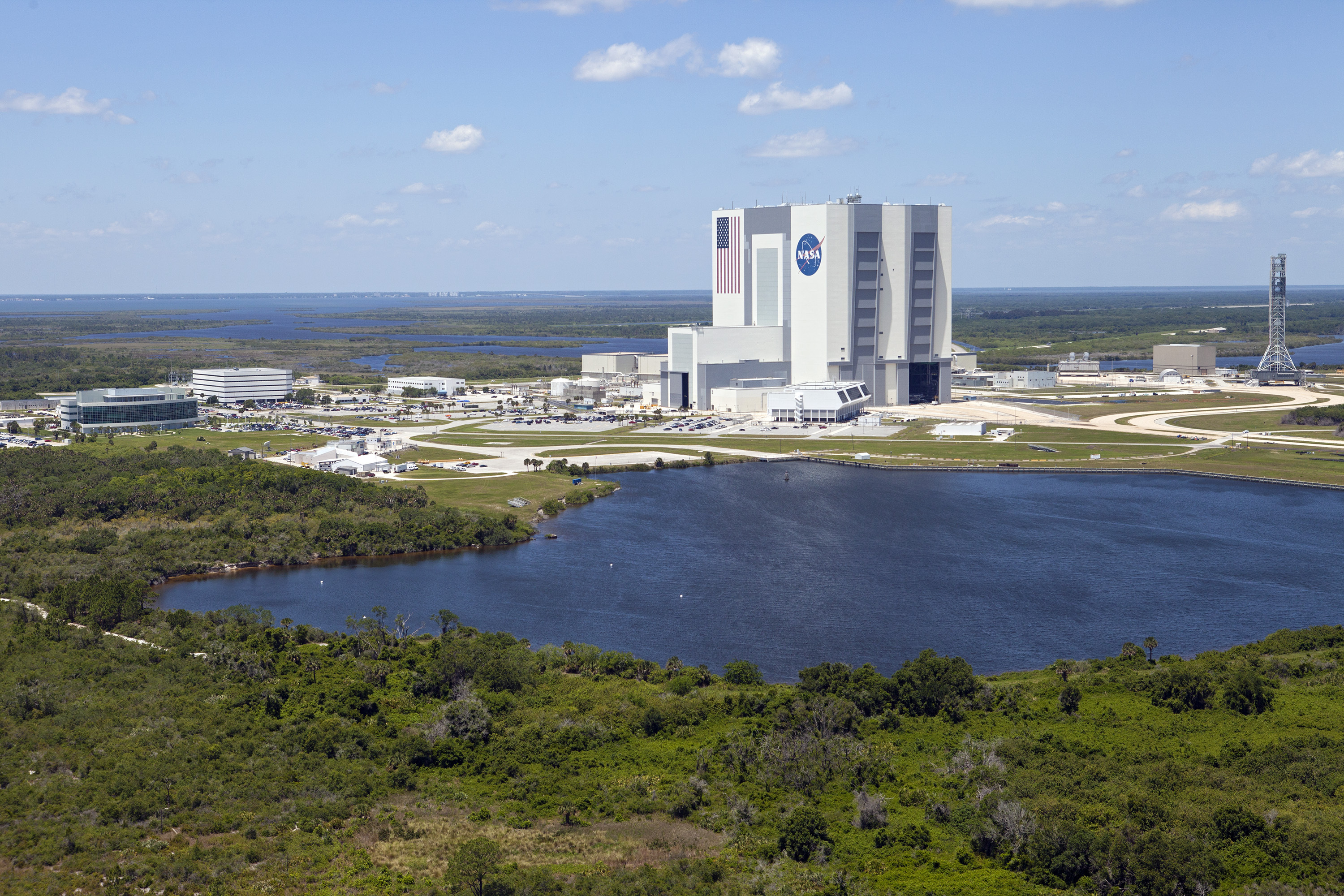 NASA Issues Announcement for Kennedy Space Center Land Use ...