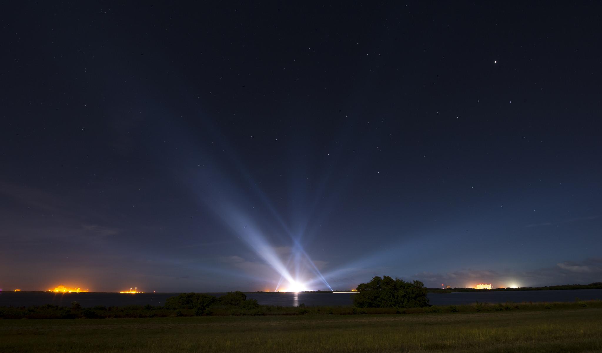 View a Rocket Launch   NASA