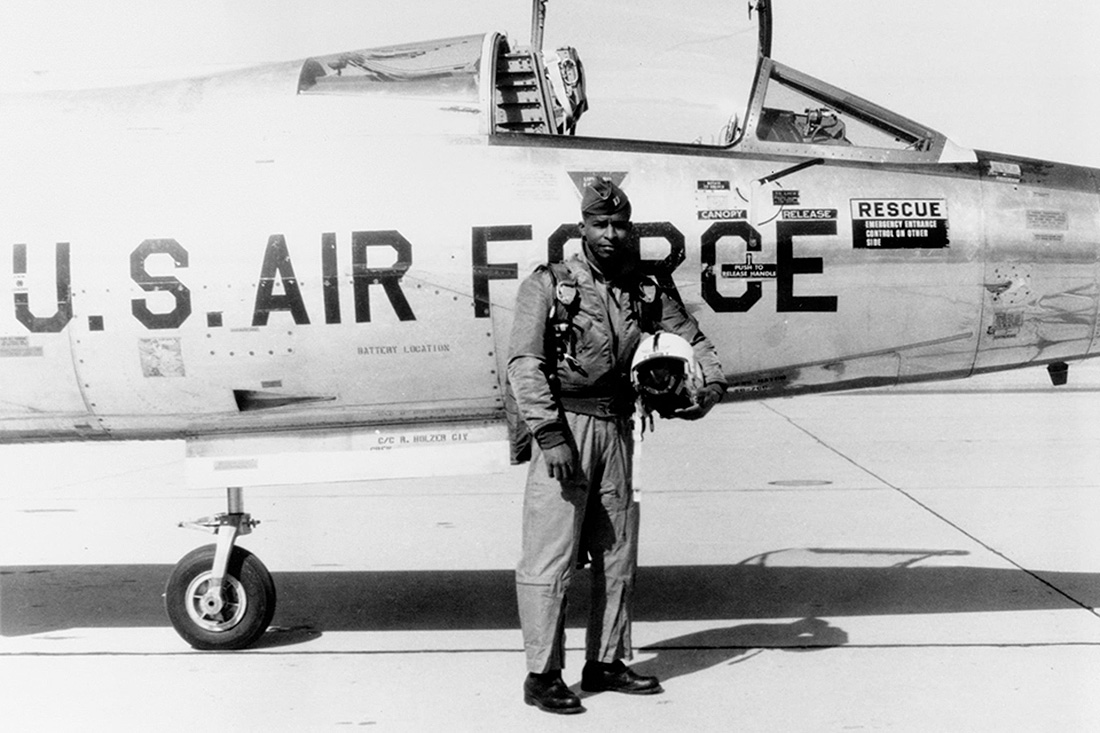Robert Lawrence: America's First African-American Astronaut