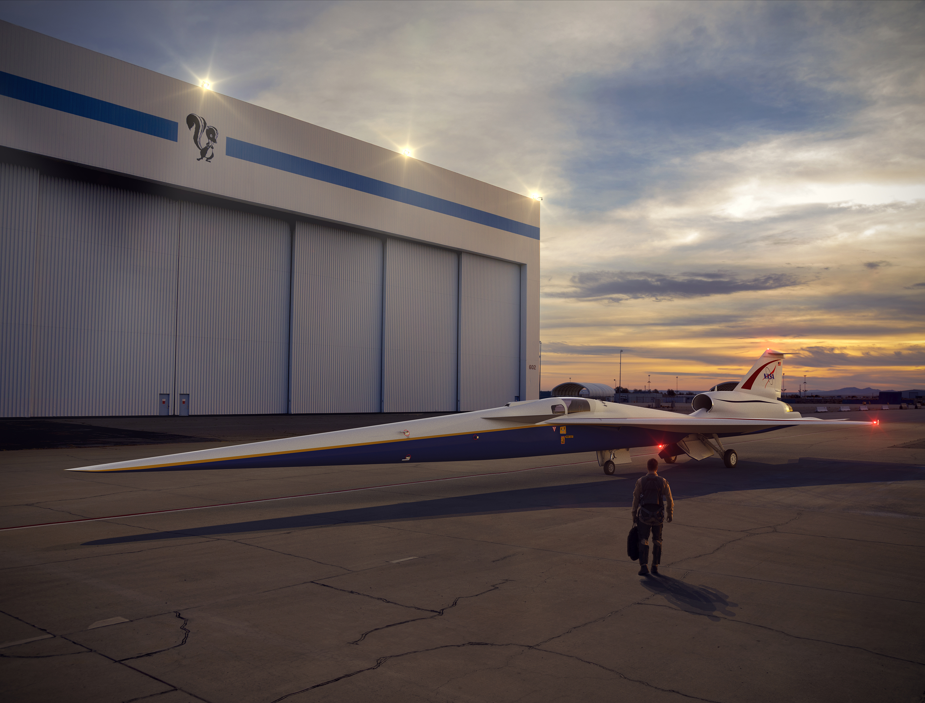 New NASA X-Plane Construction Begins Now | NASA
