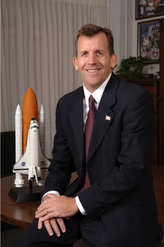 LeRoy E. Cain, Chief of Staff Human Exploration and Operations