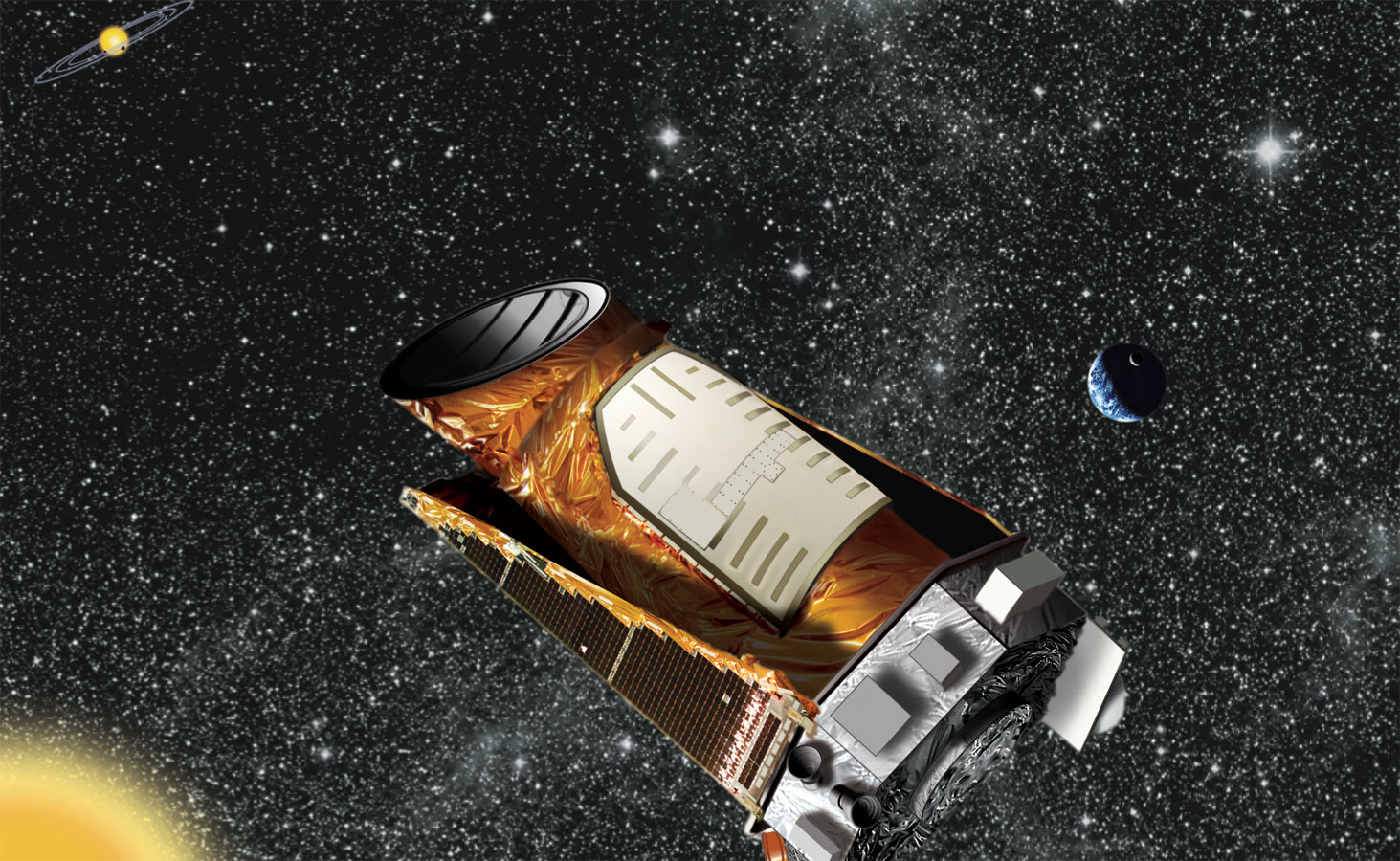 Kepler Space Telescope Videos at ABC News Video Archive at abcnews.com