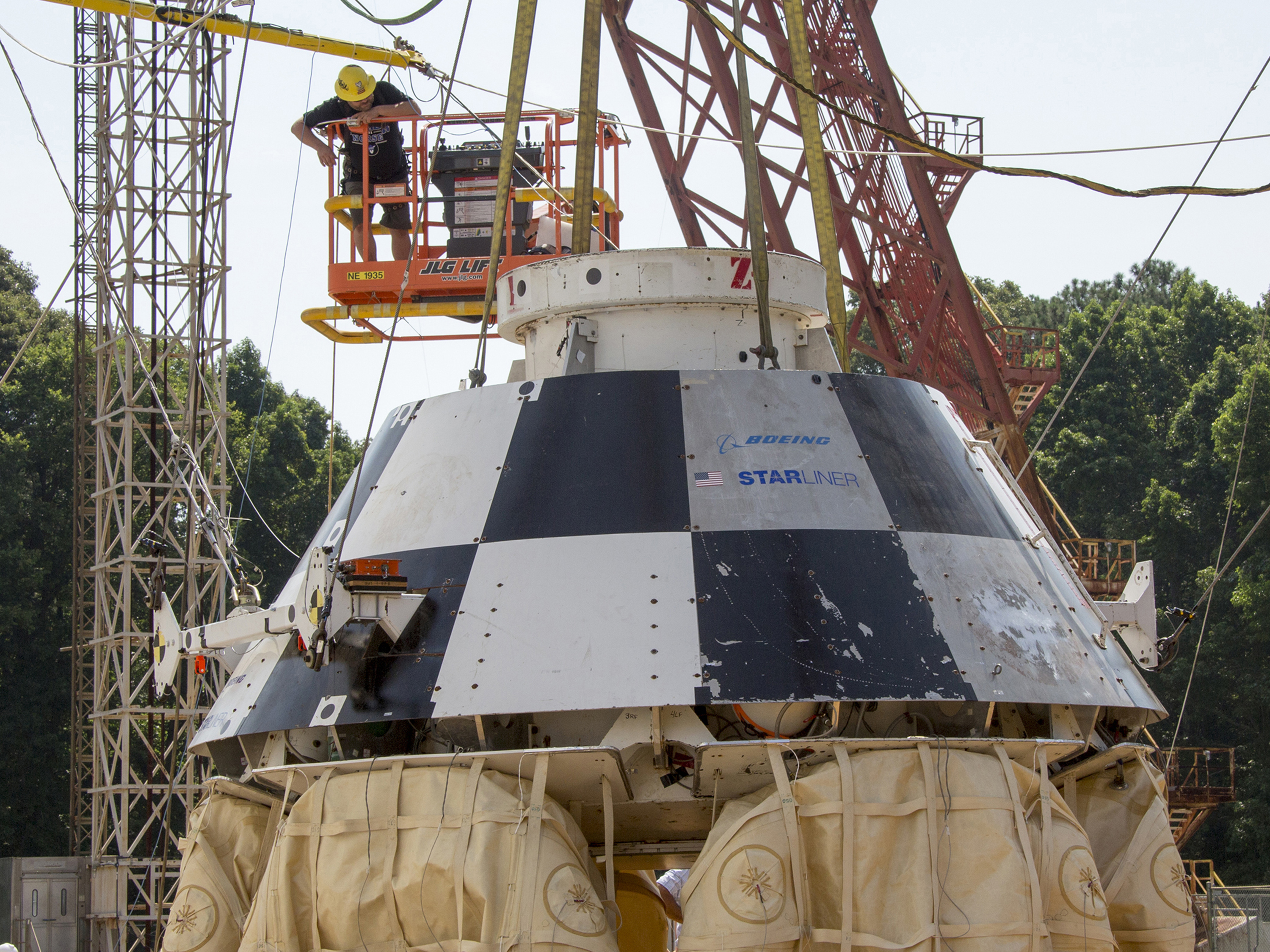 NASA, Boeing Simulate Return From Low-Earth Orbit Crew Mission | NASA