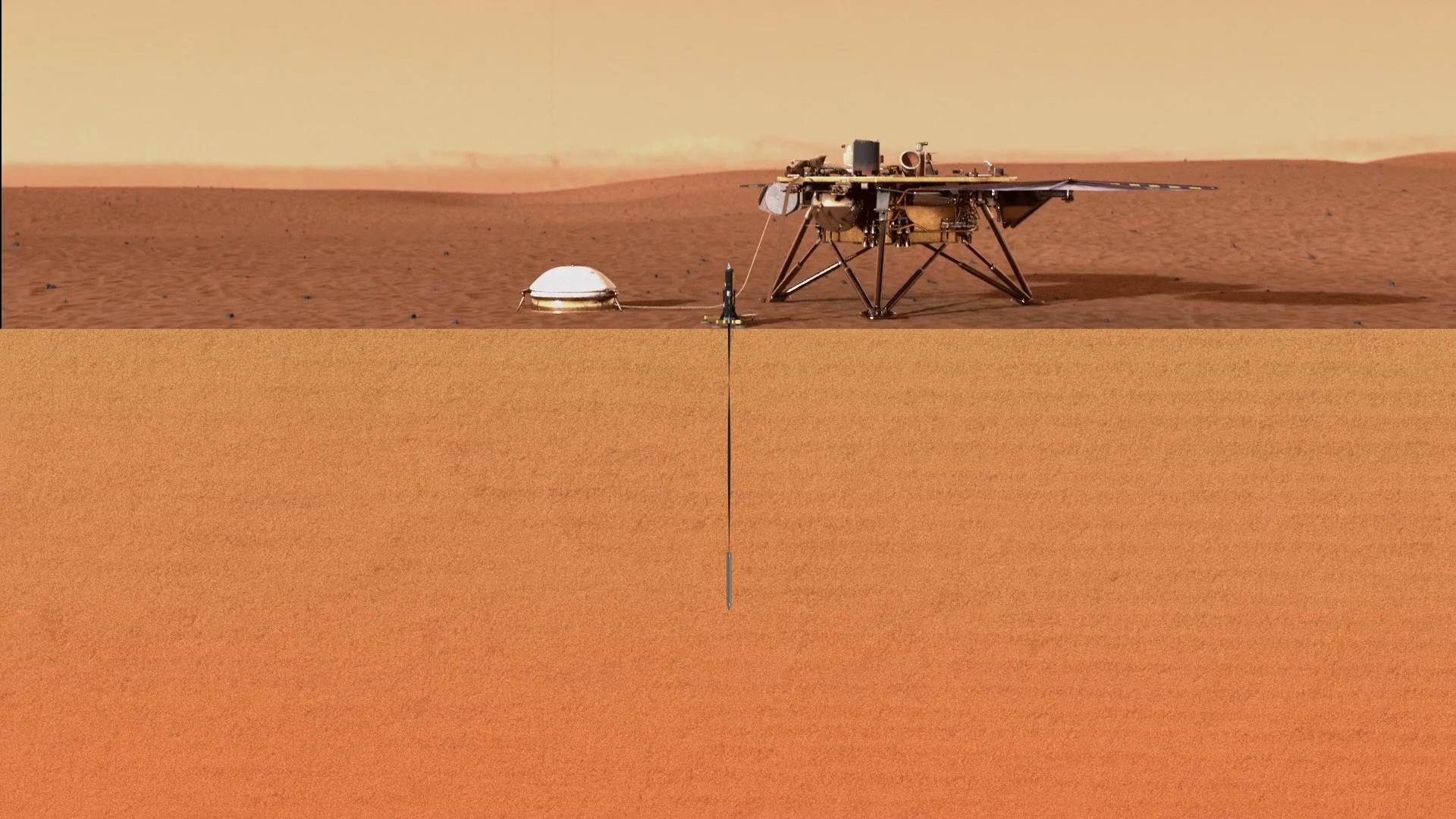 NASA EDGE: Mars InSight Rollback with MarCO   NASA