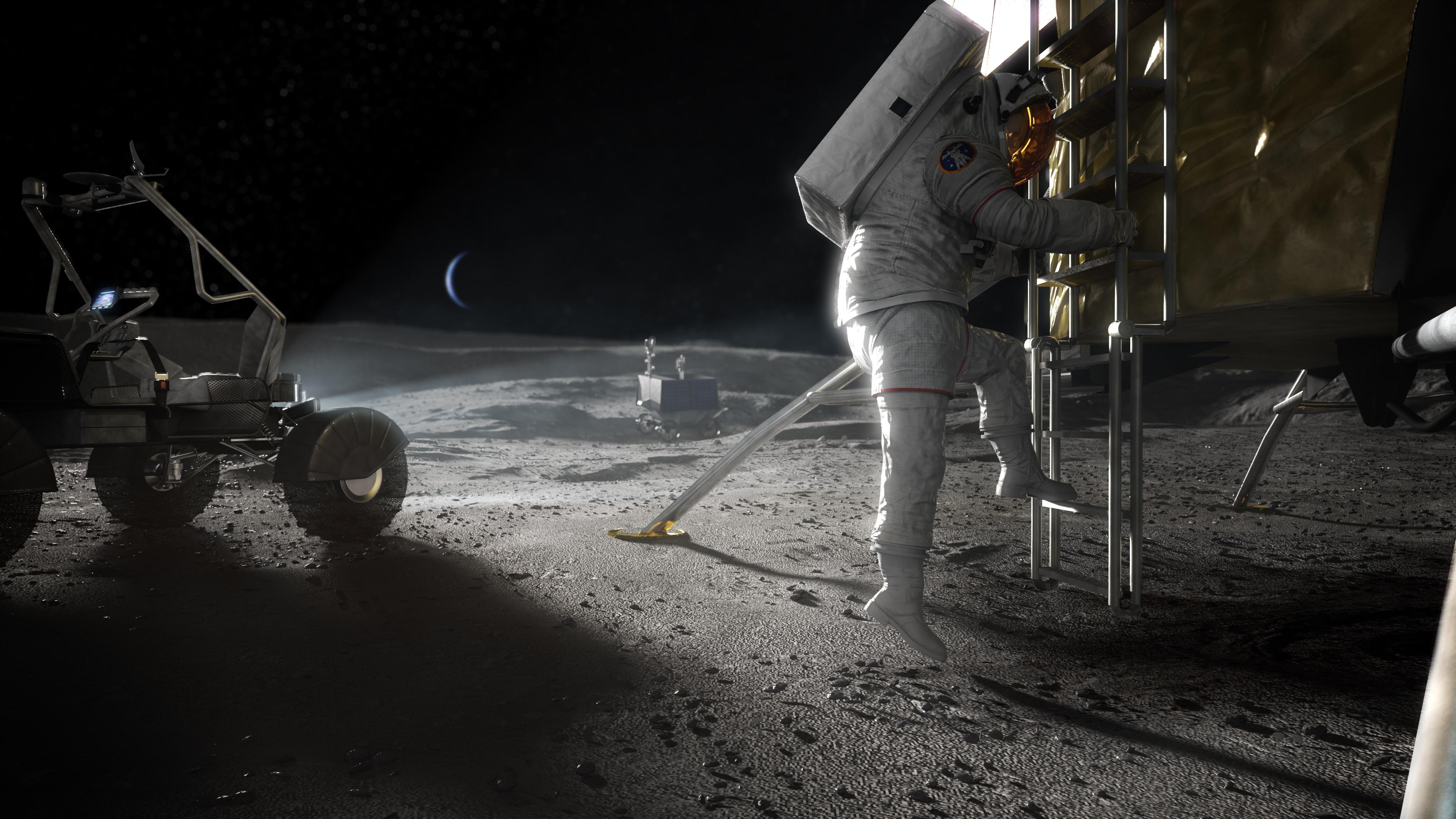 lunar capabilities.'