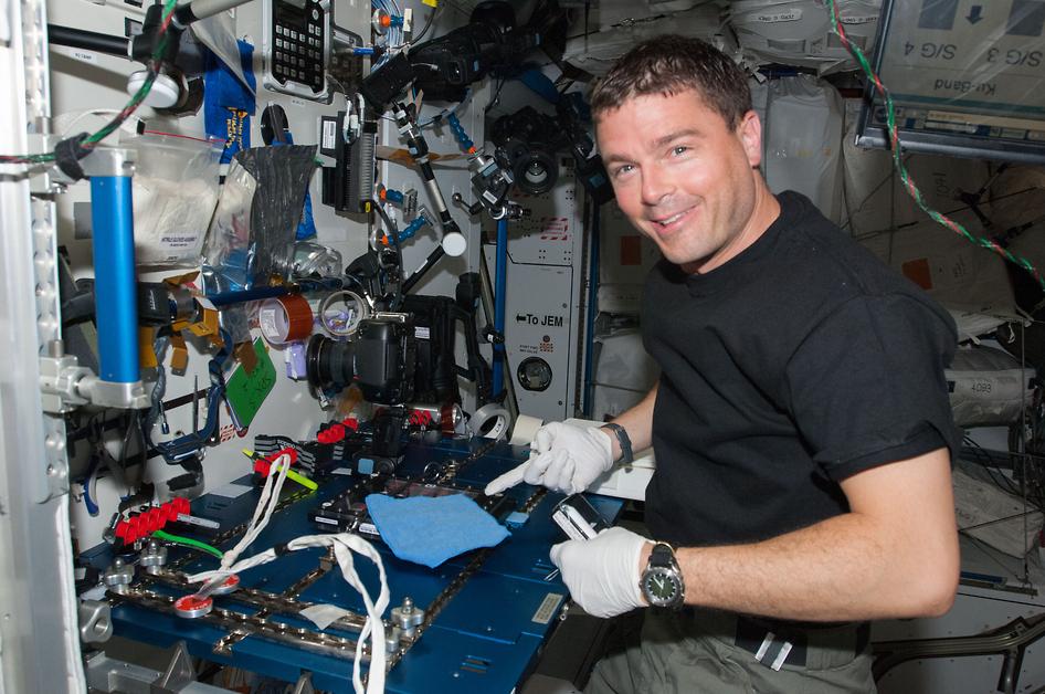 NASA Astronaut Reid Wiseman to Visit Baltimore Area, Media ...