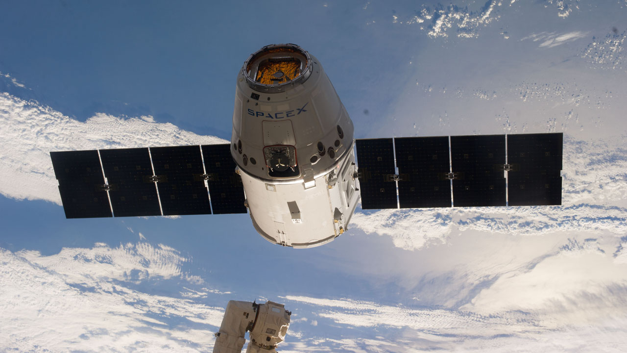 tv coverage set for sixth spacex resupply mission to space station nasa