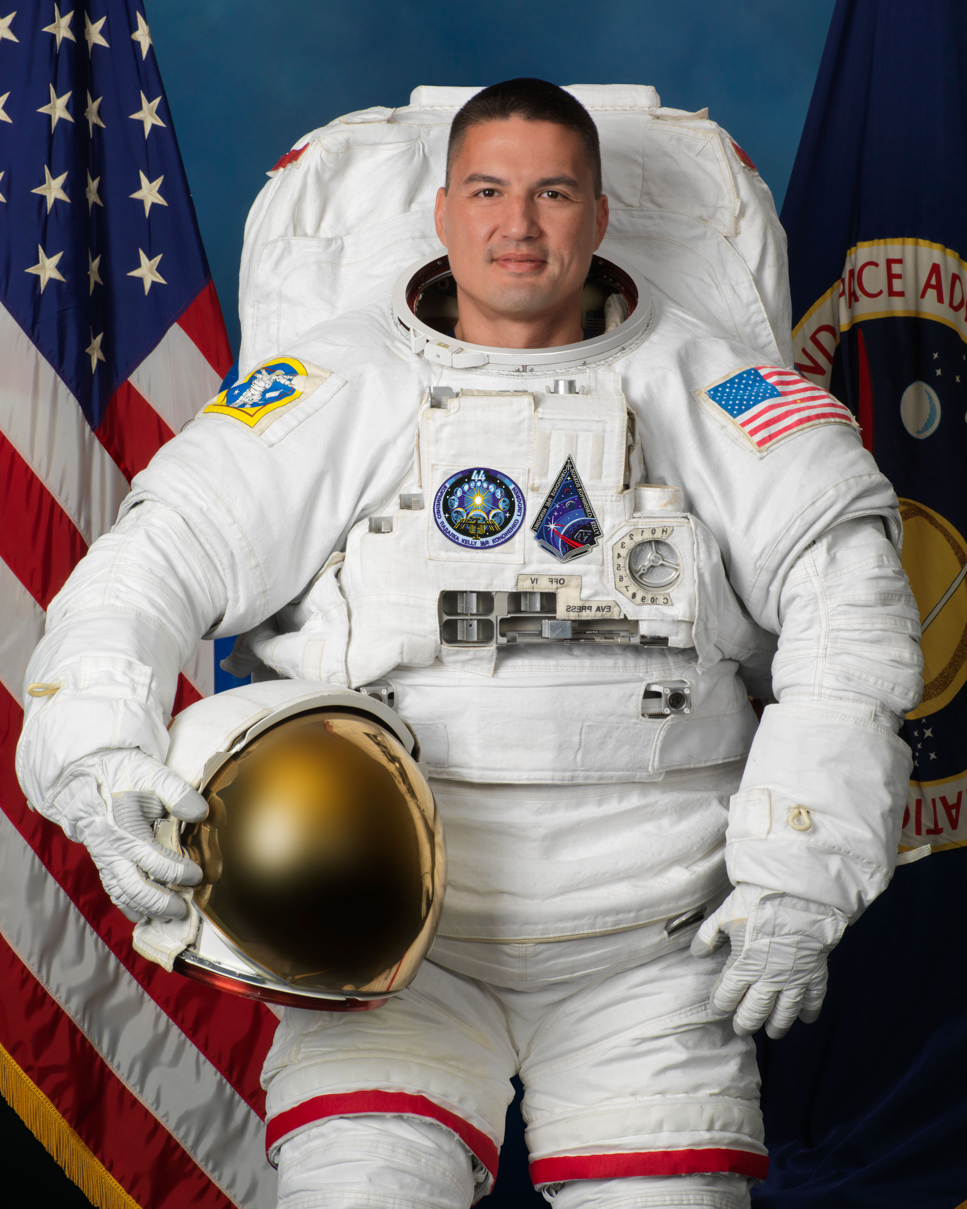 Astronaut Preps for Space Station Mission, Available for ...