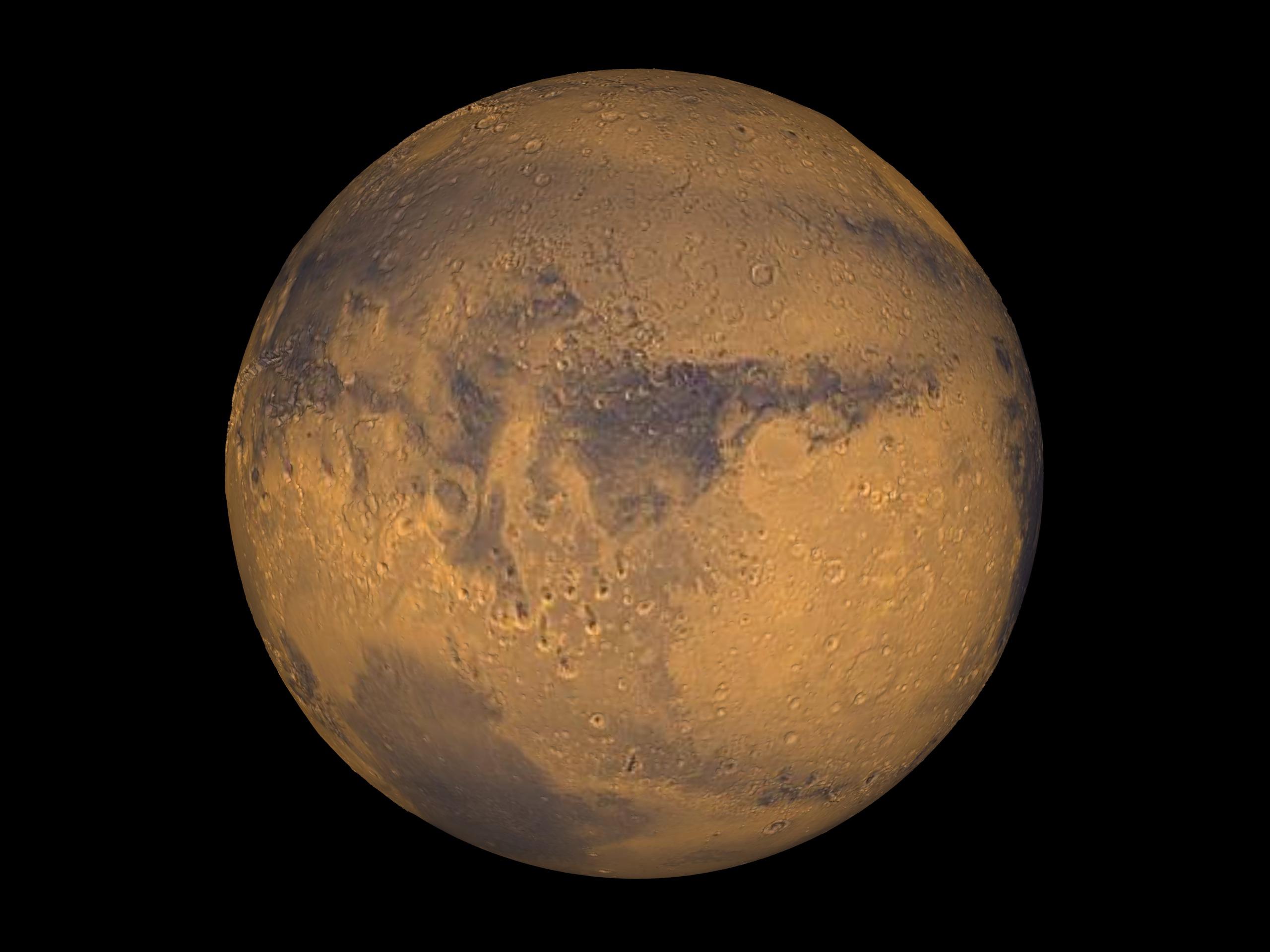 Human Landing Sites/Exploration Zones on Mars Workshop Oct. 27-30 ...