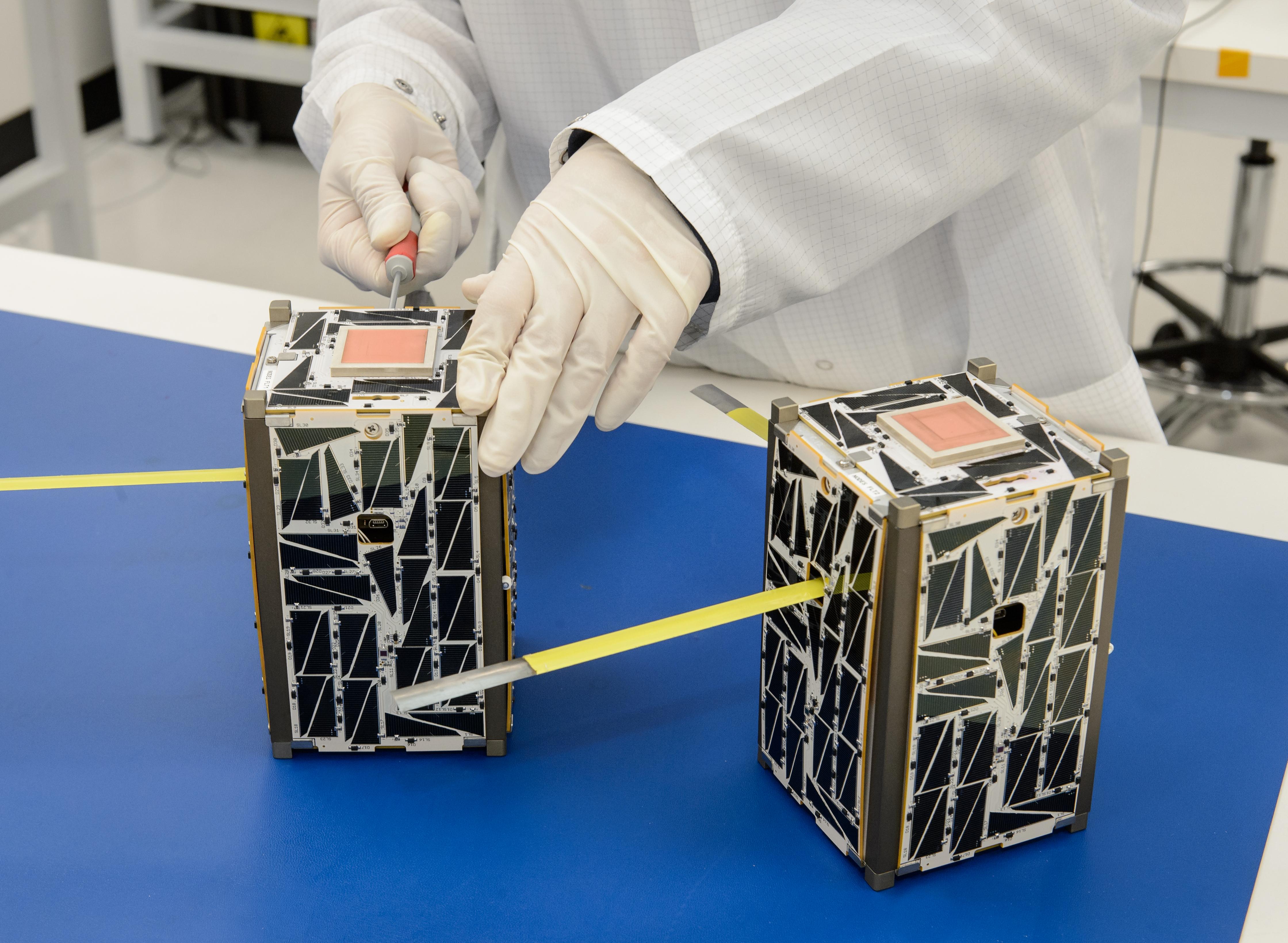 NASA Television to Air CubeSat Launch Events | NASA