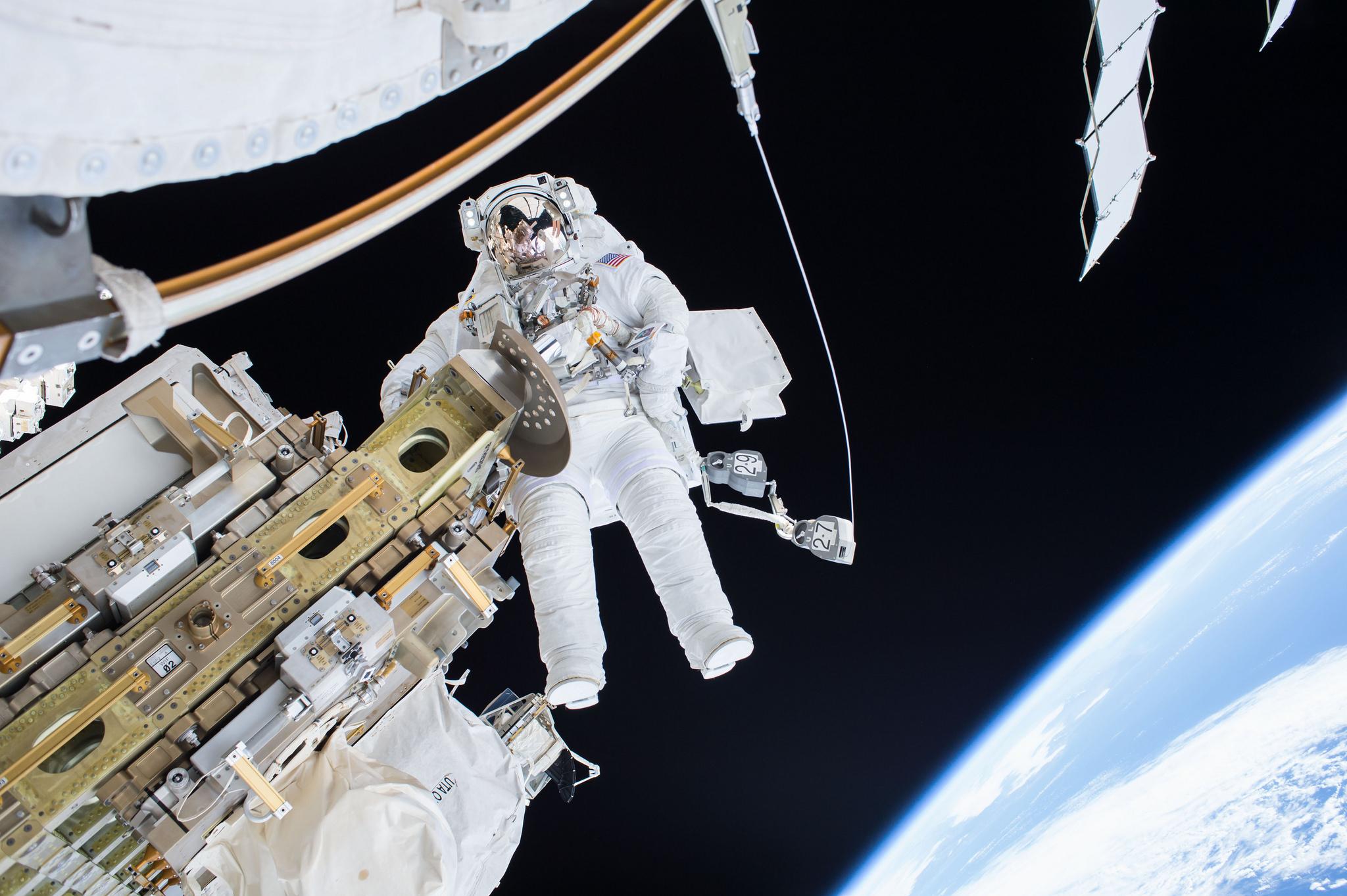 NASA TV to Air News Briefing on Upcoming Spacewalk | NASA