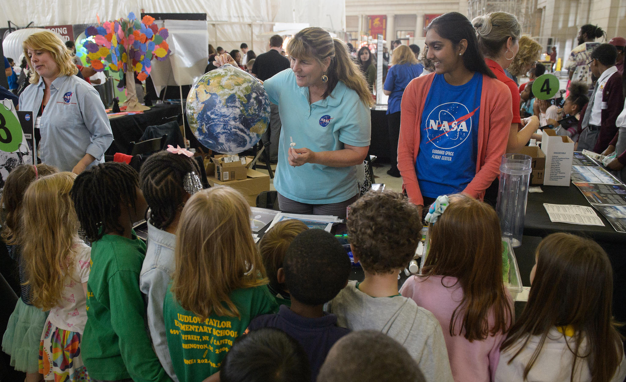 nasa celebrates earth day with public events online activities nasa
