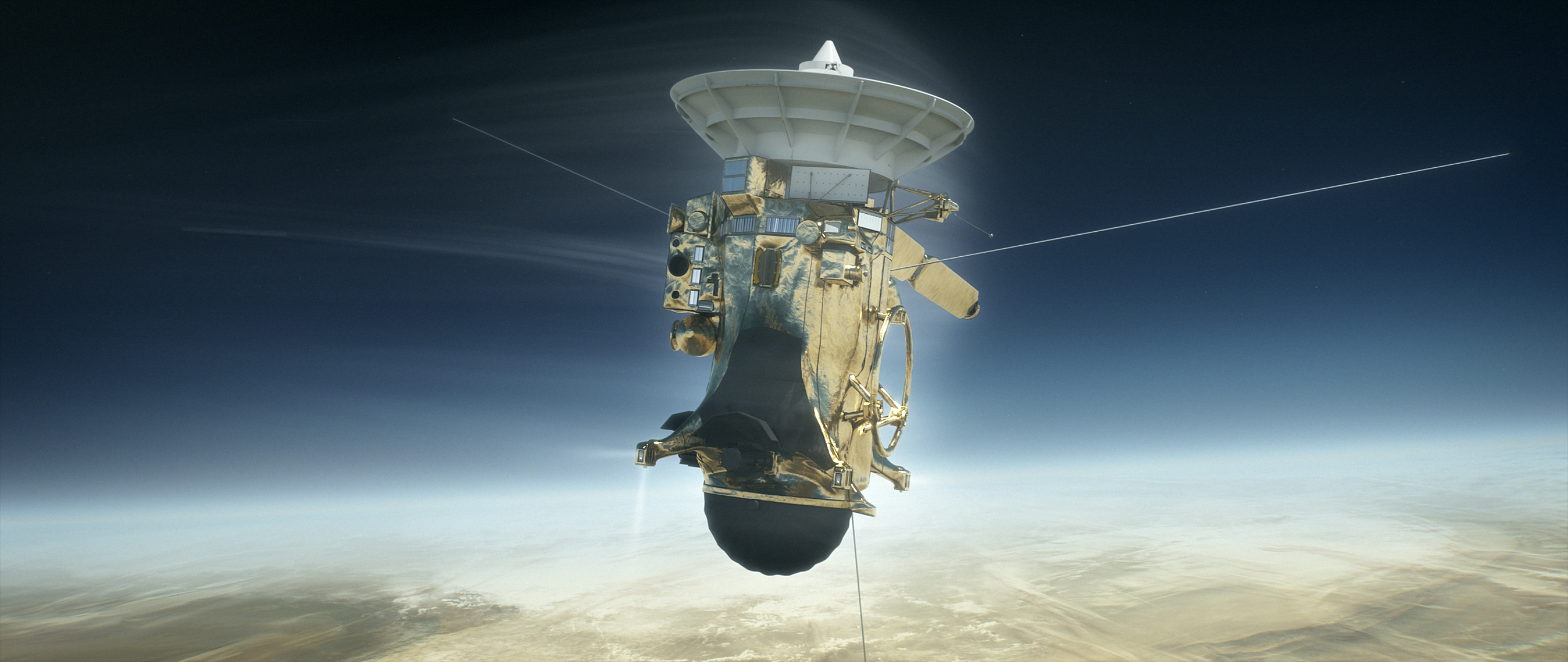 NASA Opens Media Credentialing for Sept. 15 Cassini Saturn ...