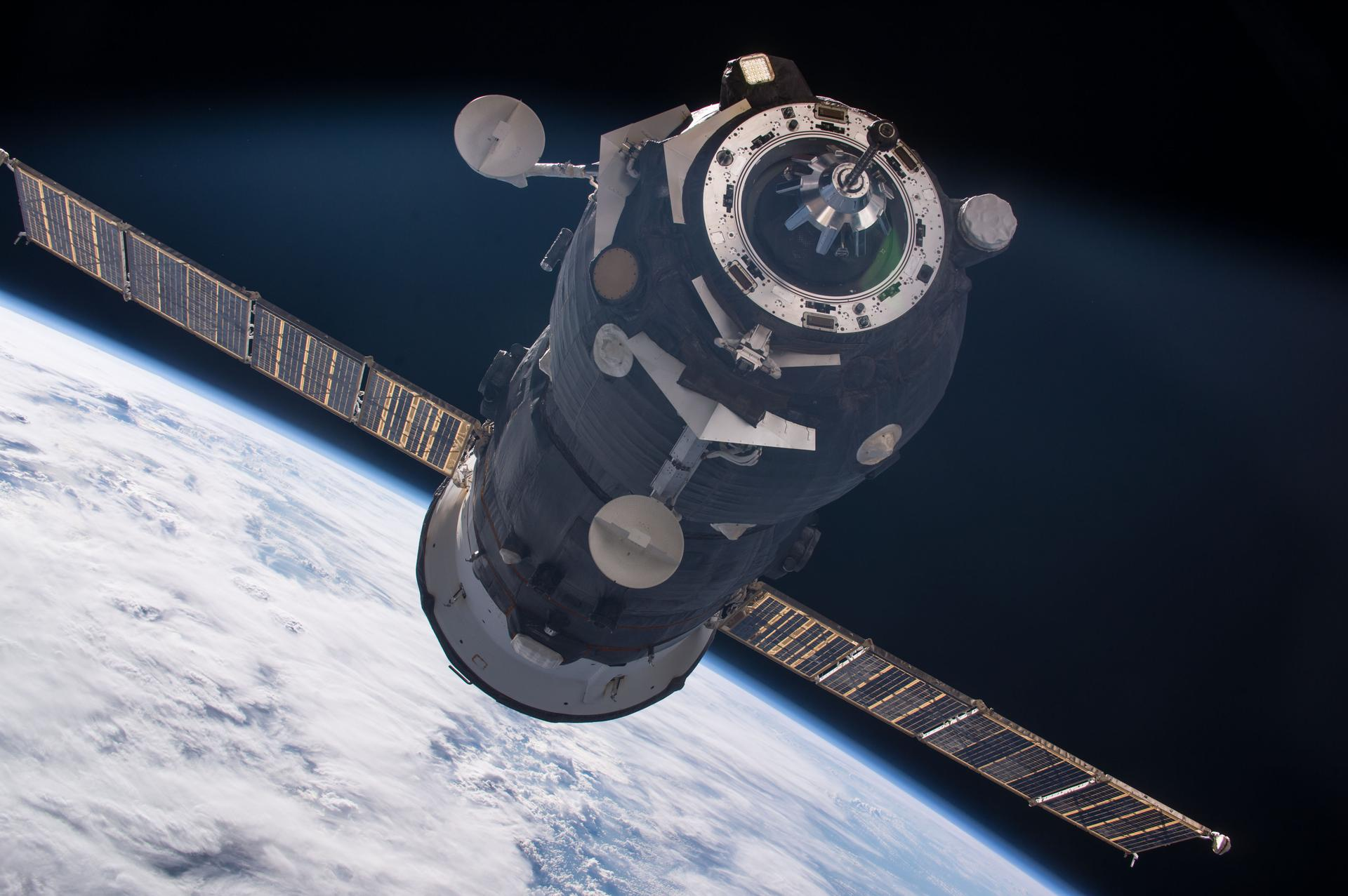 Space debris and human spacecraft nasa nasa television will provide live coverage of the launch and docking of a russian cargo spacecraft robcynllc Image collections