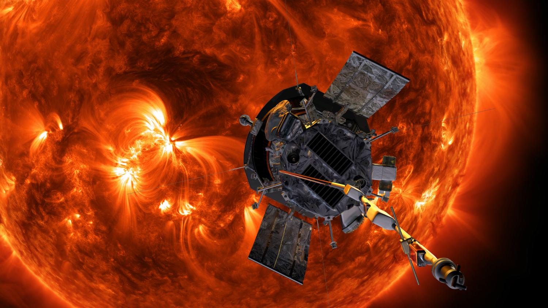 美国宇航局帕克太阳能探测器即将升空