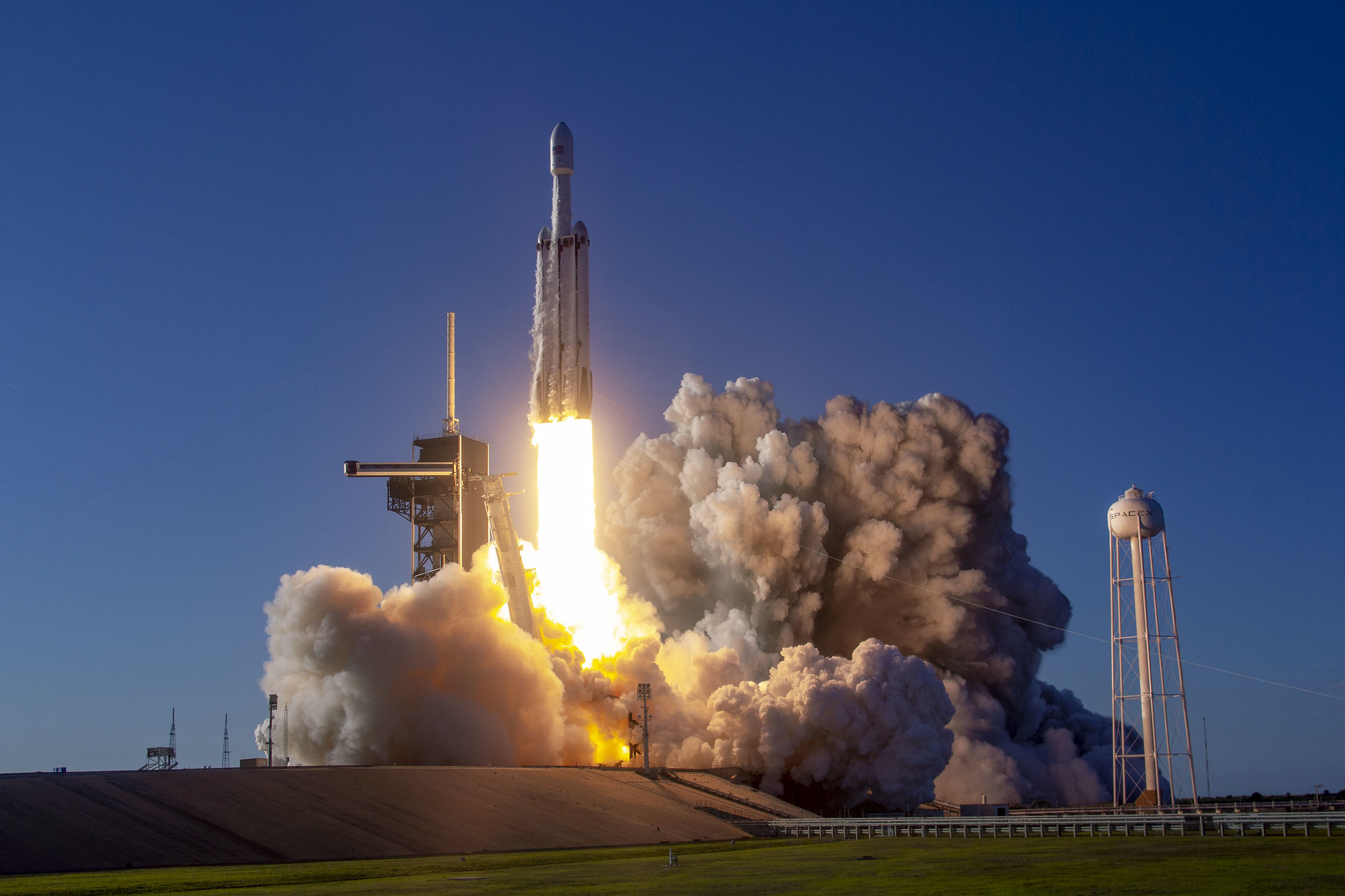 Media Invited to SpaceX Falcon Heavy Launch of Four NASA Missions ...