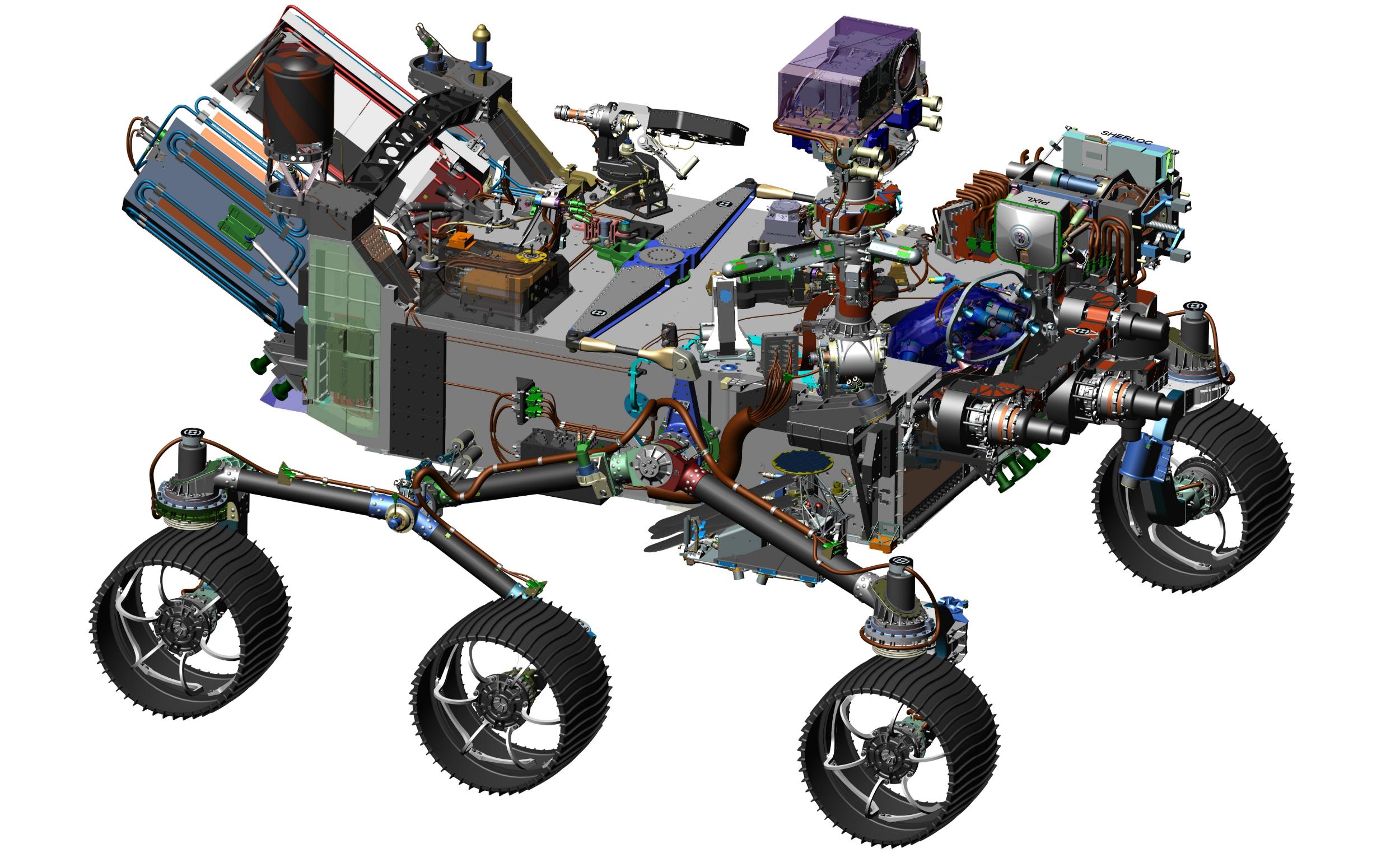 New Planet Discovered 2020 NASA's Next Mars Rover Progresses Toward 2020 Launch | NASA