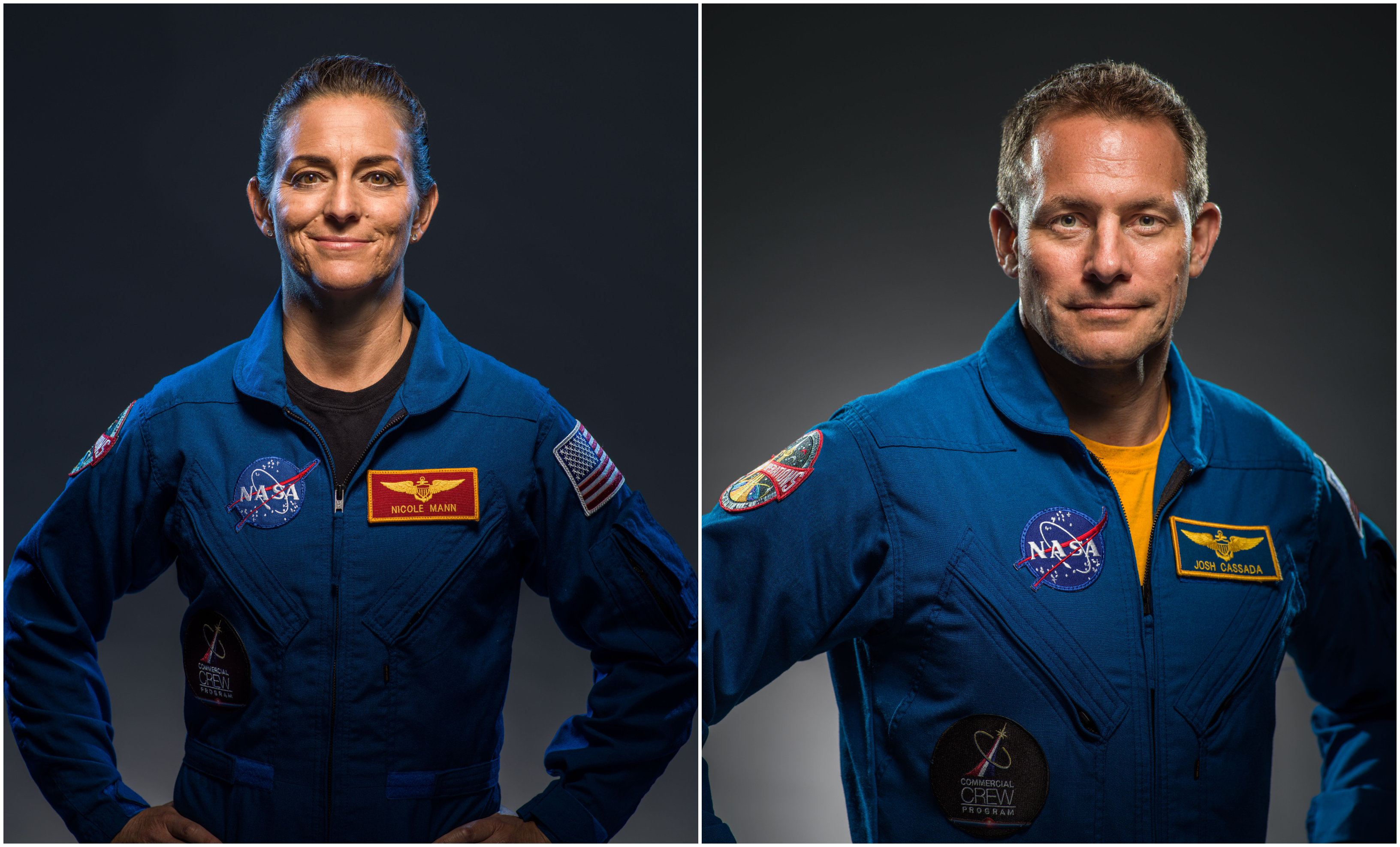 NASA Announces Astronaut Changes for Upcoming Commercial Crew Missions
