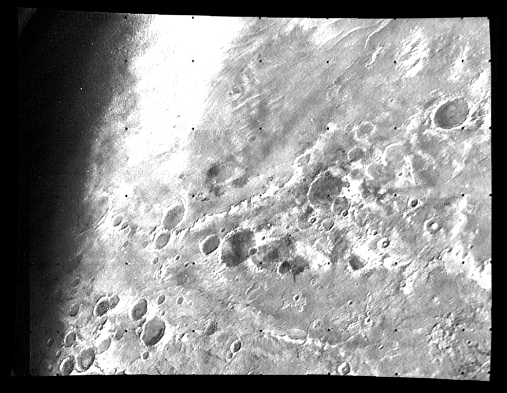 Mariner 6 and 7 Explore the Red Planet