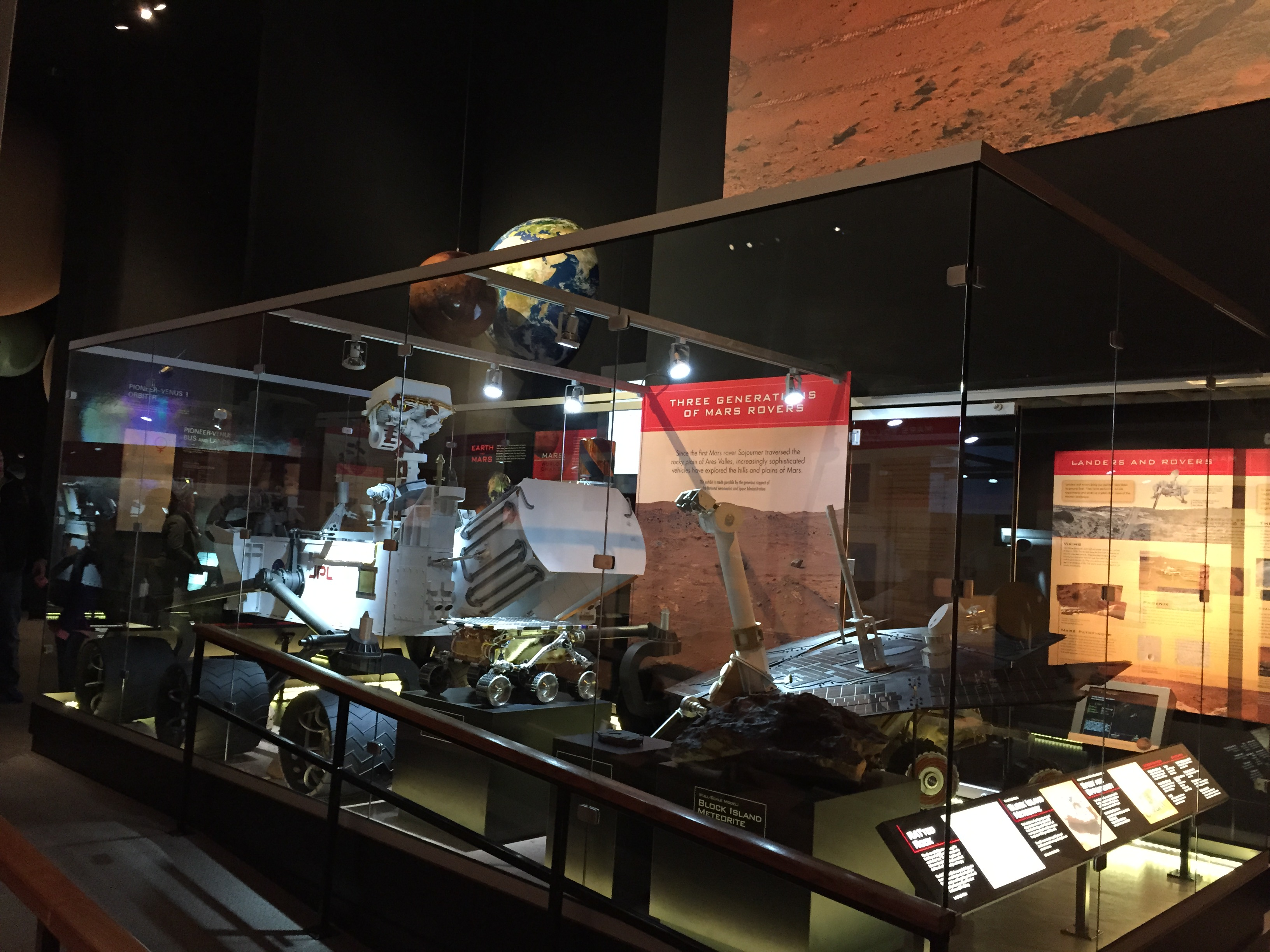 Three Rover Exhibit Opens At The National Air And Space Museum Nasa