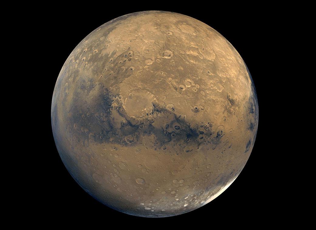 Un nuevo estudio desafía la antigua teoría del destino del agua de Marte