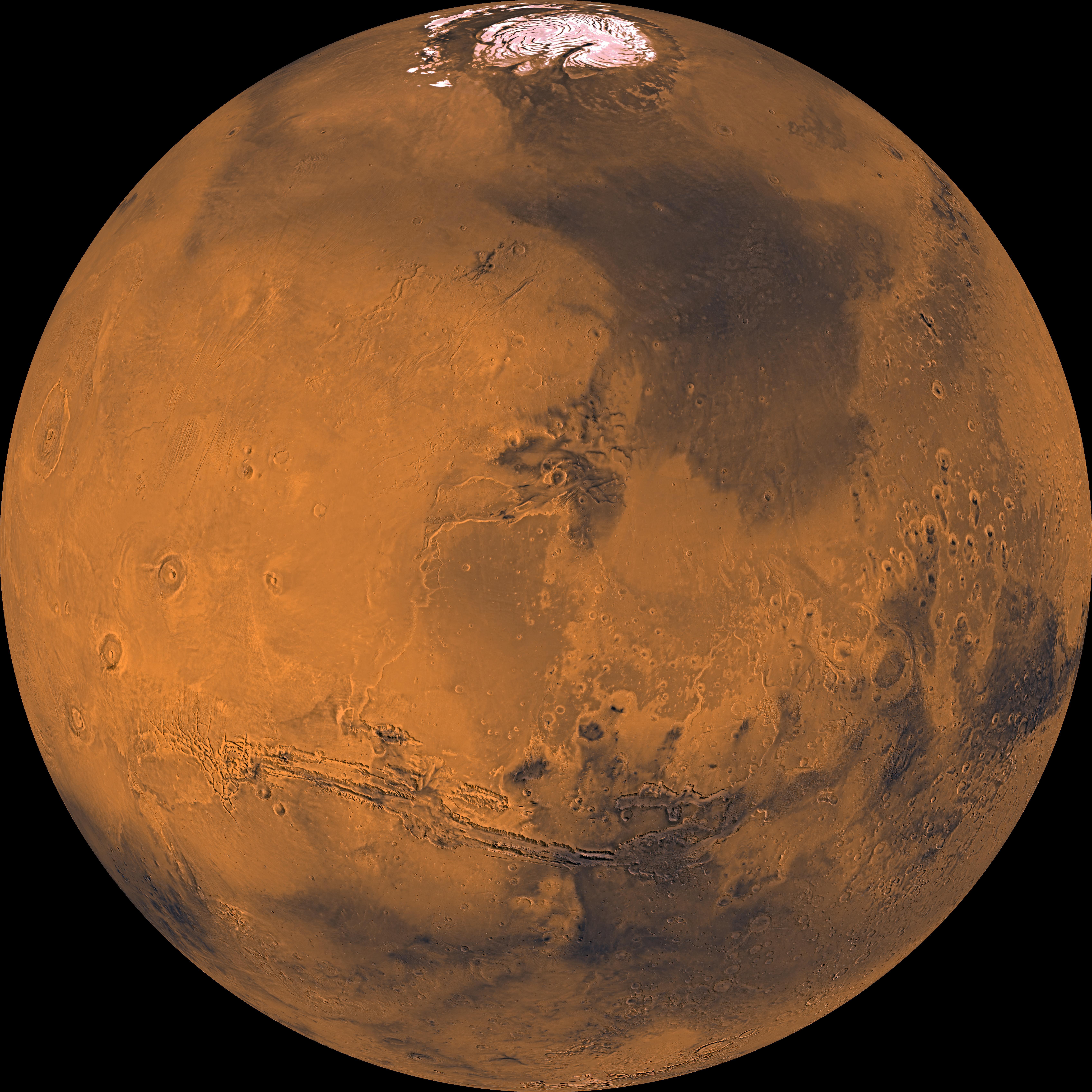 NASA Selects Five Mars Orbiter Concept Studies | NASA