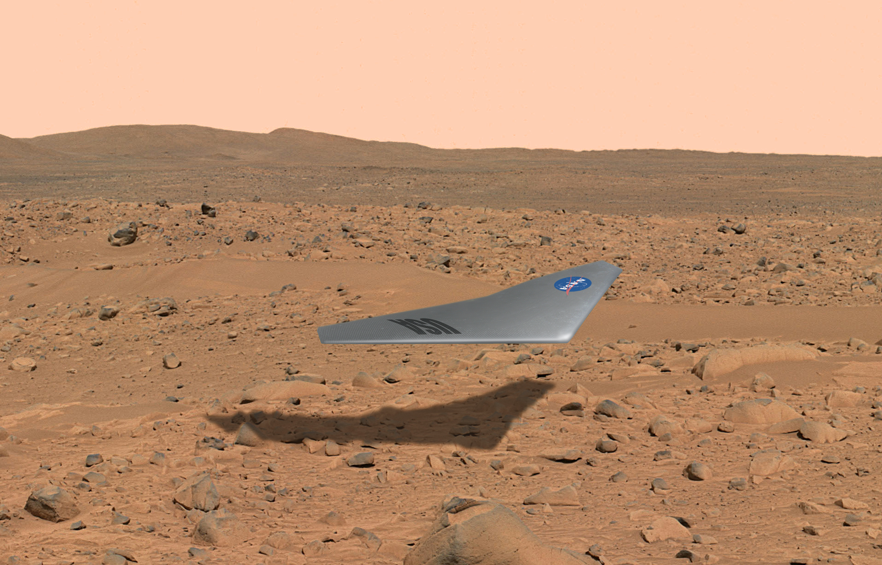 Preliminary Research Aerodynamic Design to Land on Mars ...