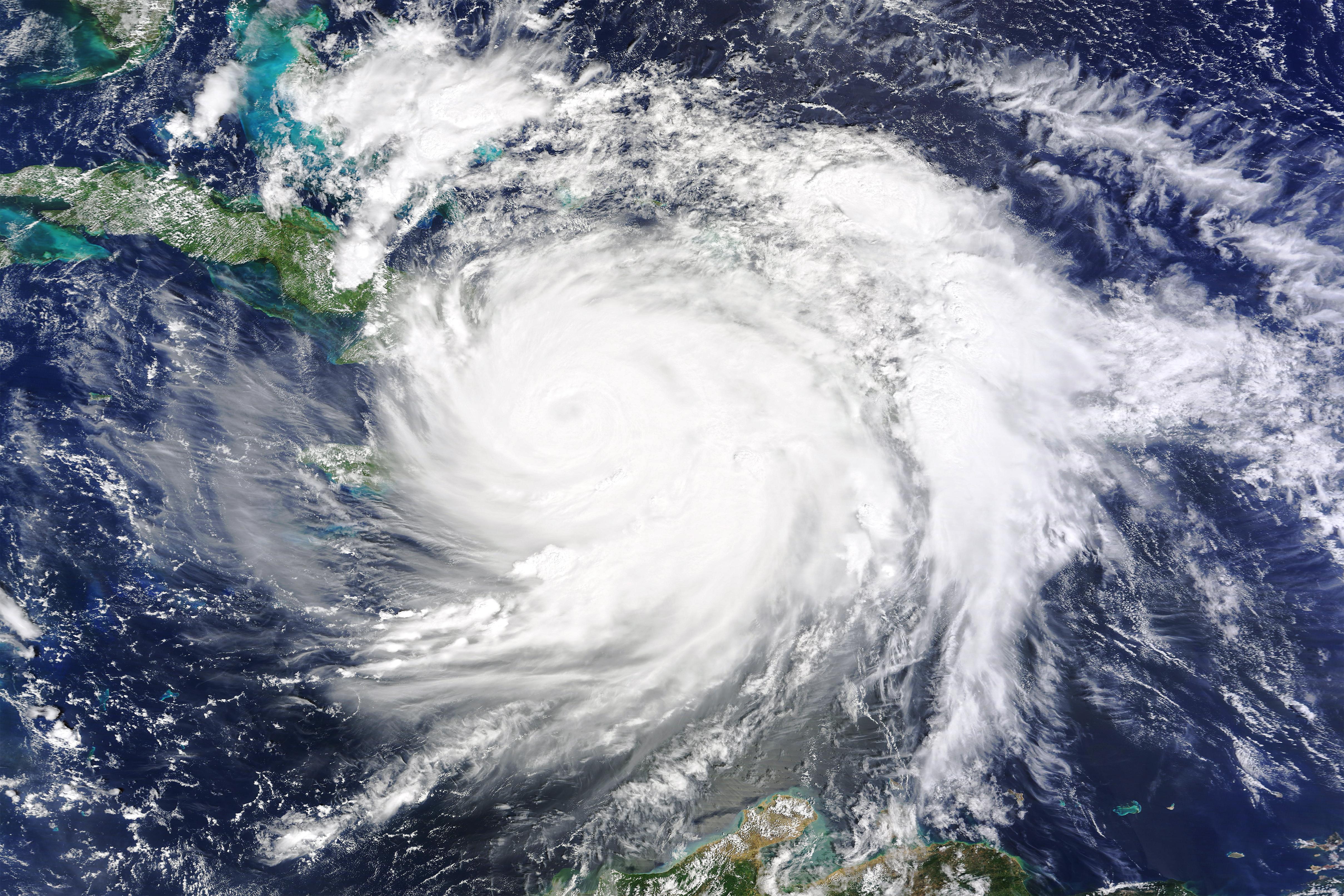 Hurricane Matthew Hits Haiti NASA - Live satellite video