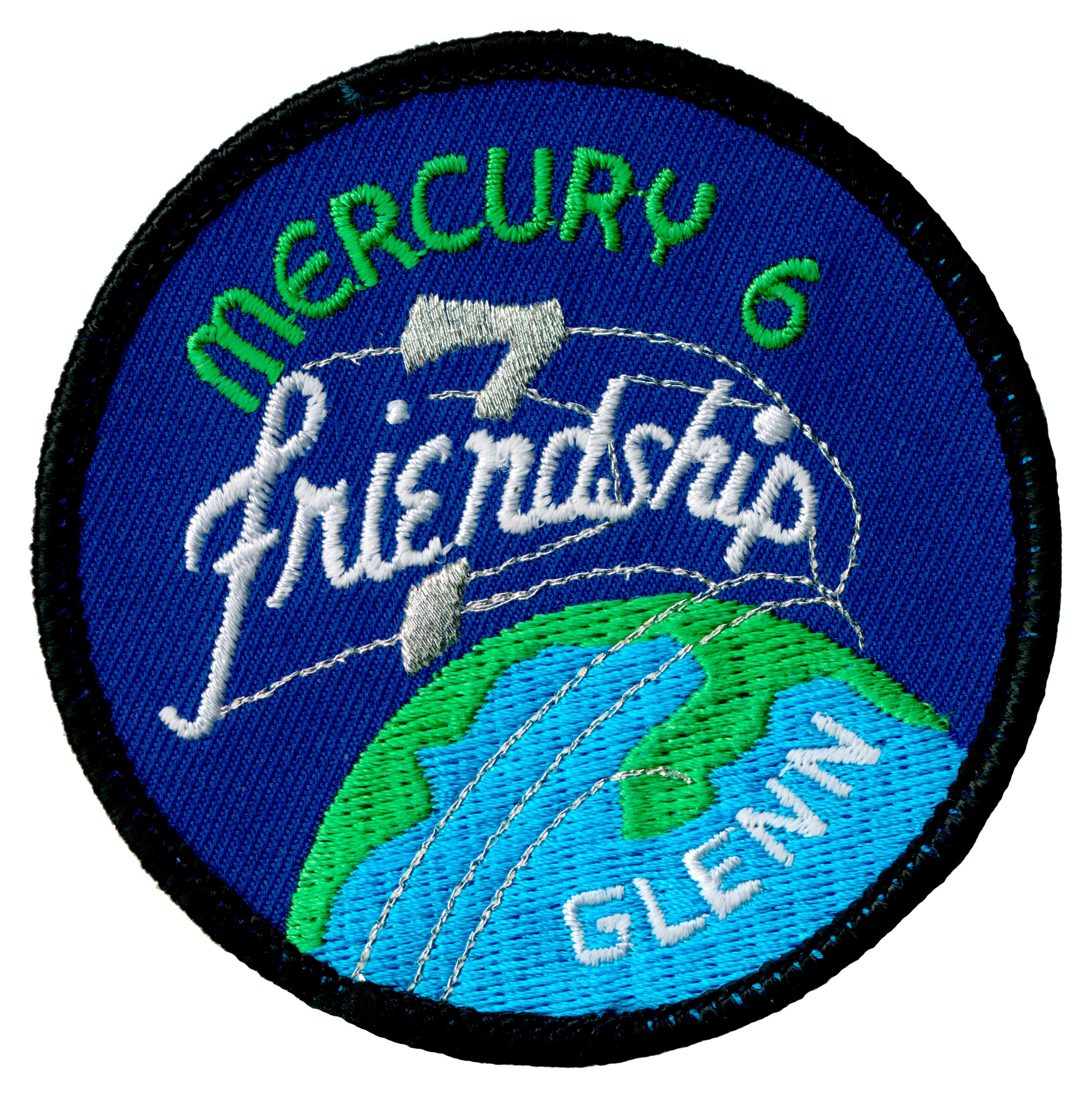 mercury 7 mission - photo #28