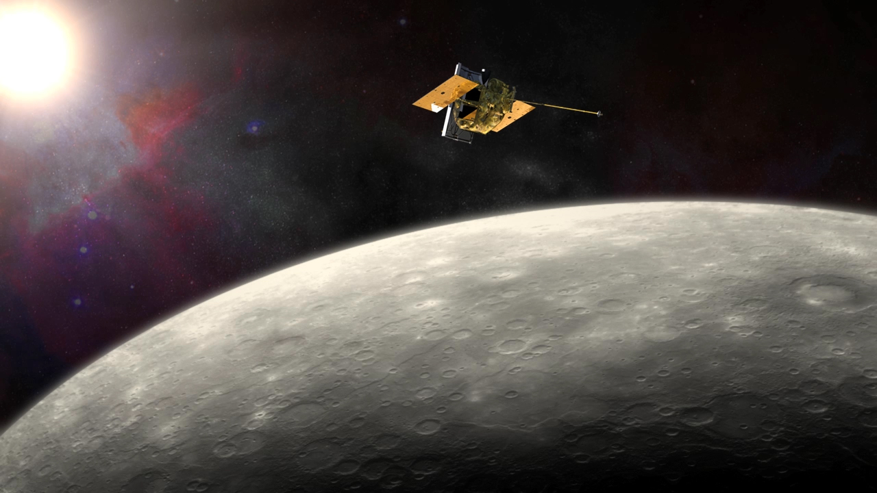 NASA Spacecraft Achieves Unprecedented Success Studying Mercury NASA - 30 amazing photos ever taken nasa