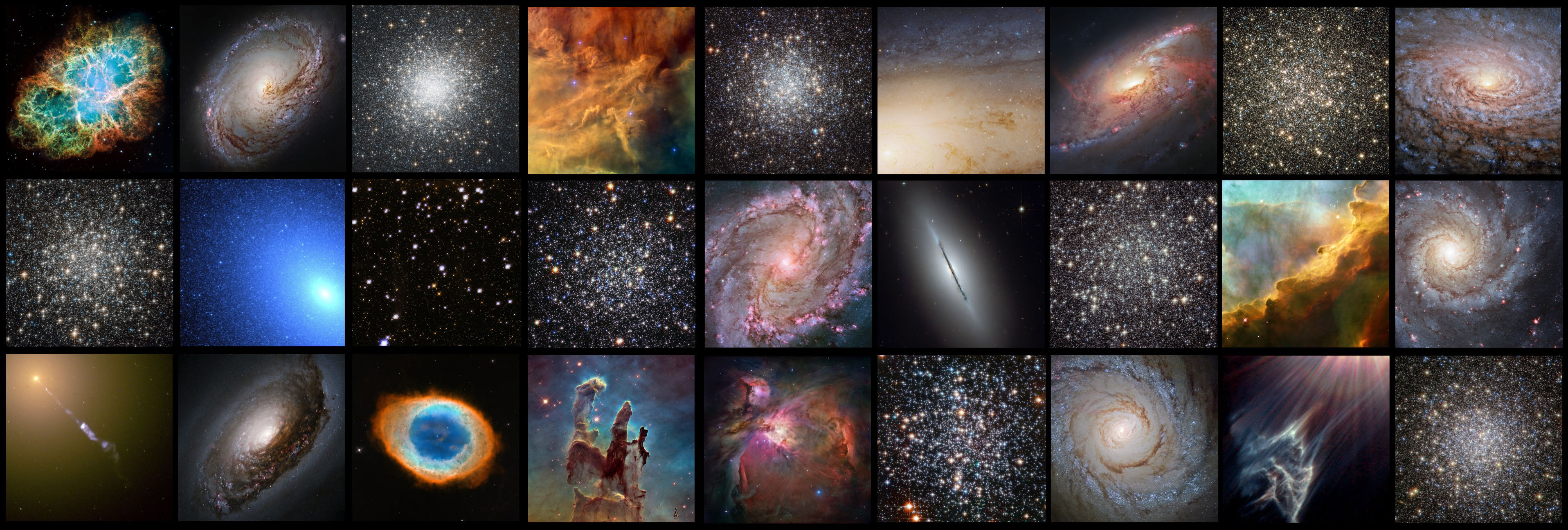 03d632b8f582a Hubble's Messier Catalog | NASA