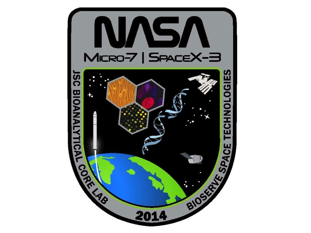 Micro-7 (SpaceX-3)   NASA