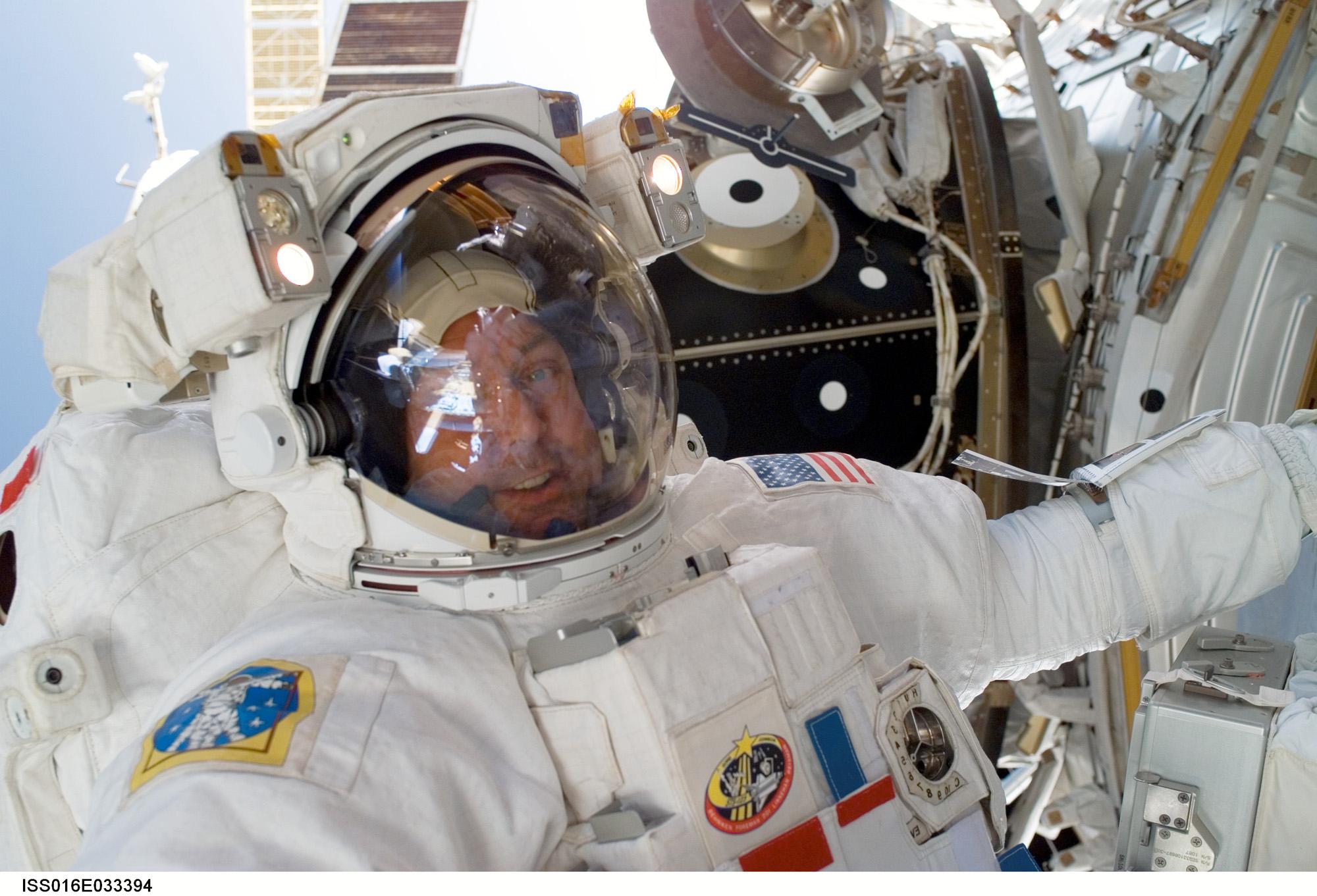 michael foreman astronaut - photo #15