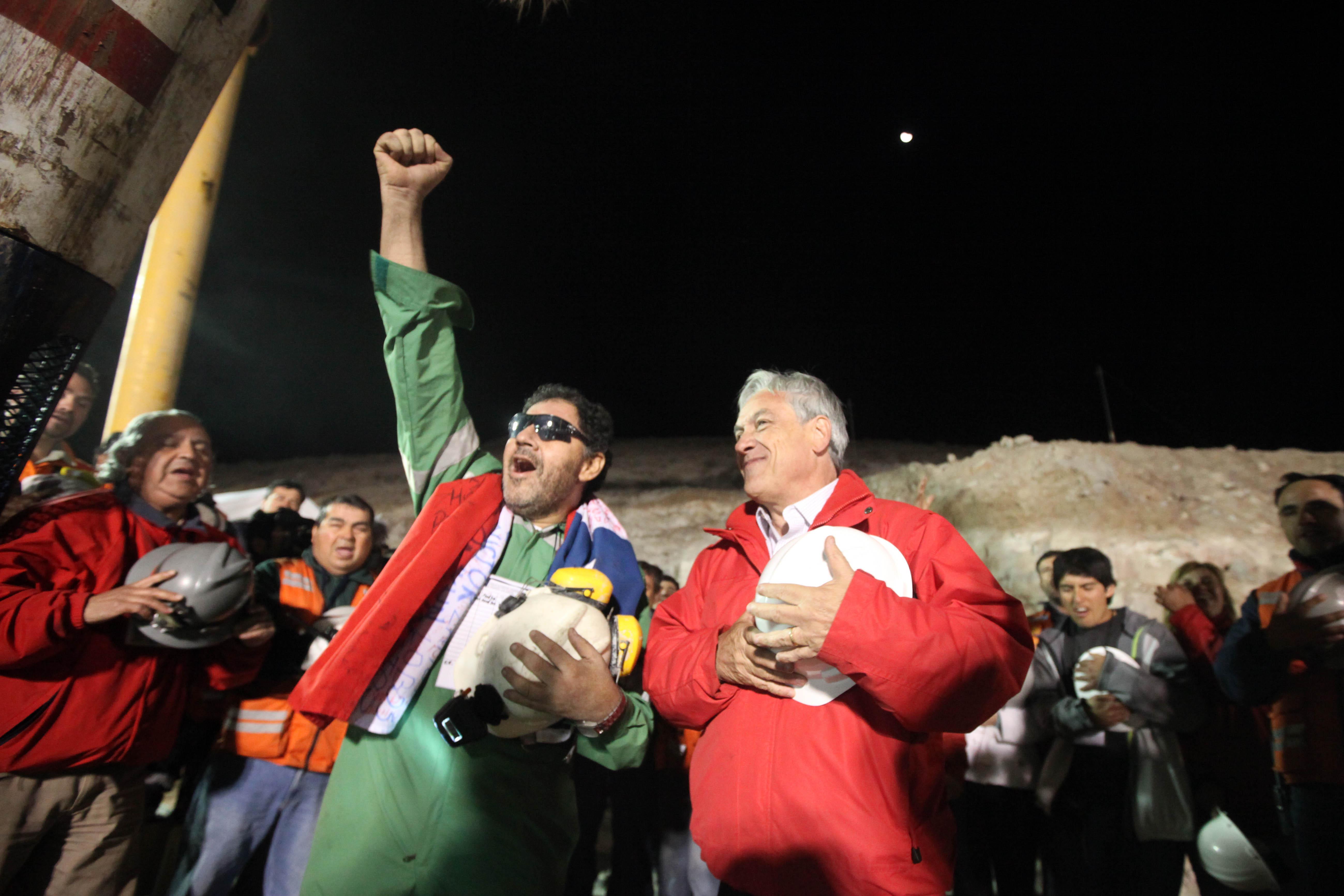 2010 Chilean Mine Rescue Fast Facts