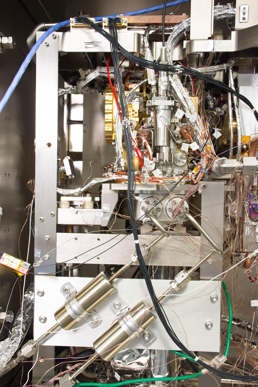 科学家小型化学实验室在火星上寻找生命的证据
