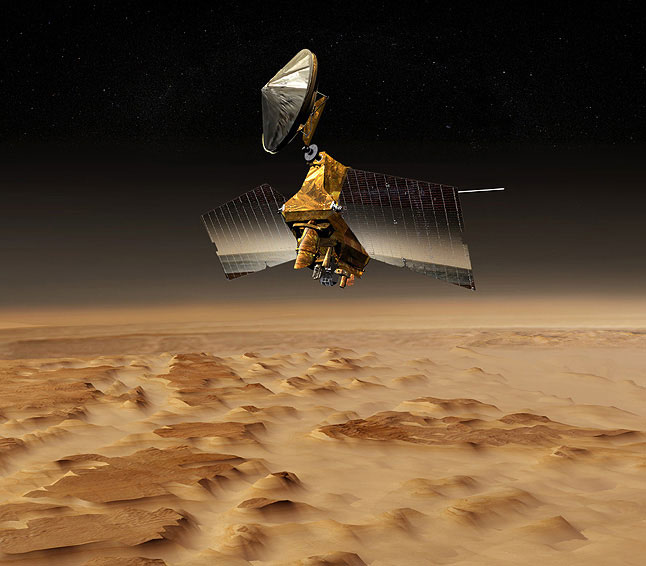 the how big is mars probe - photo #31