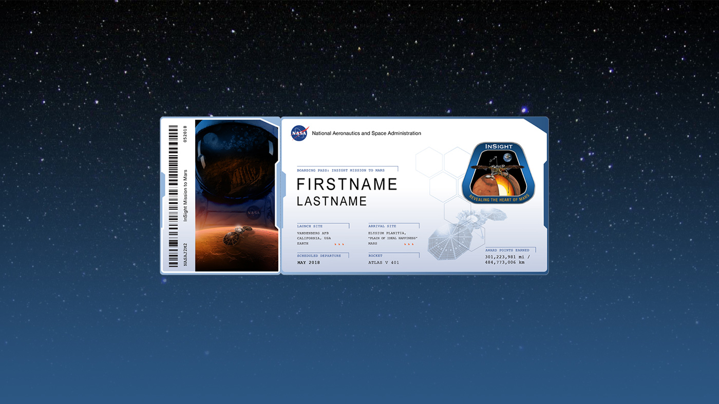 Image result for Another Chance to Put Your Name on Mars