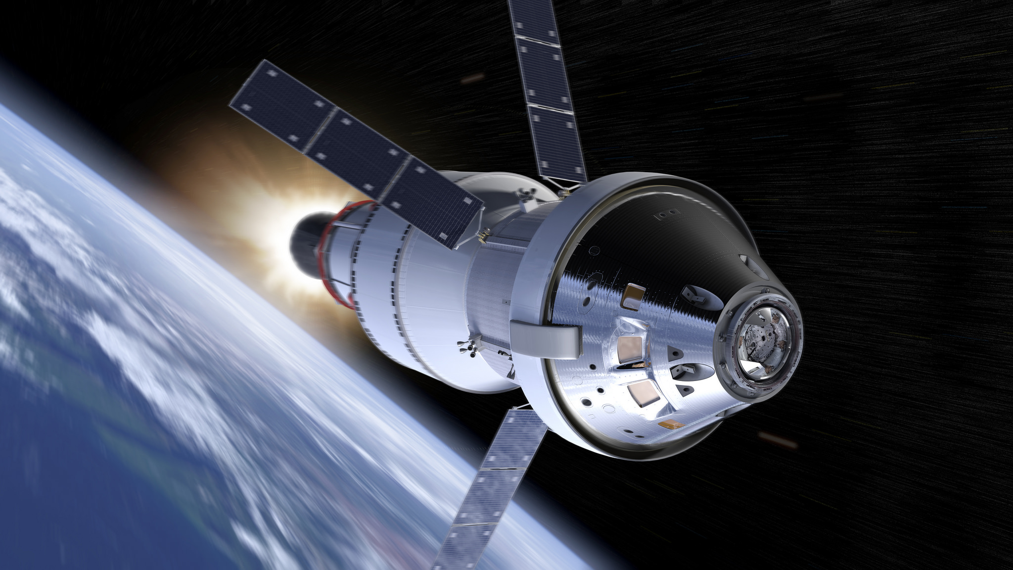 Image result for nasa orion