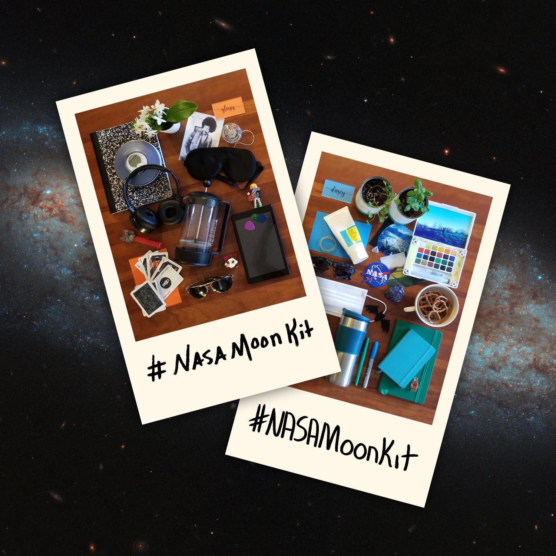 NASA Asks: What Would You Pack for the Moon? - NASA