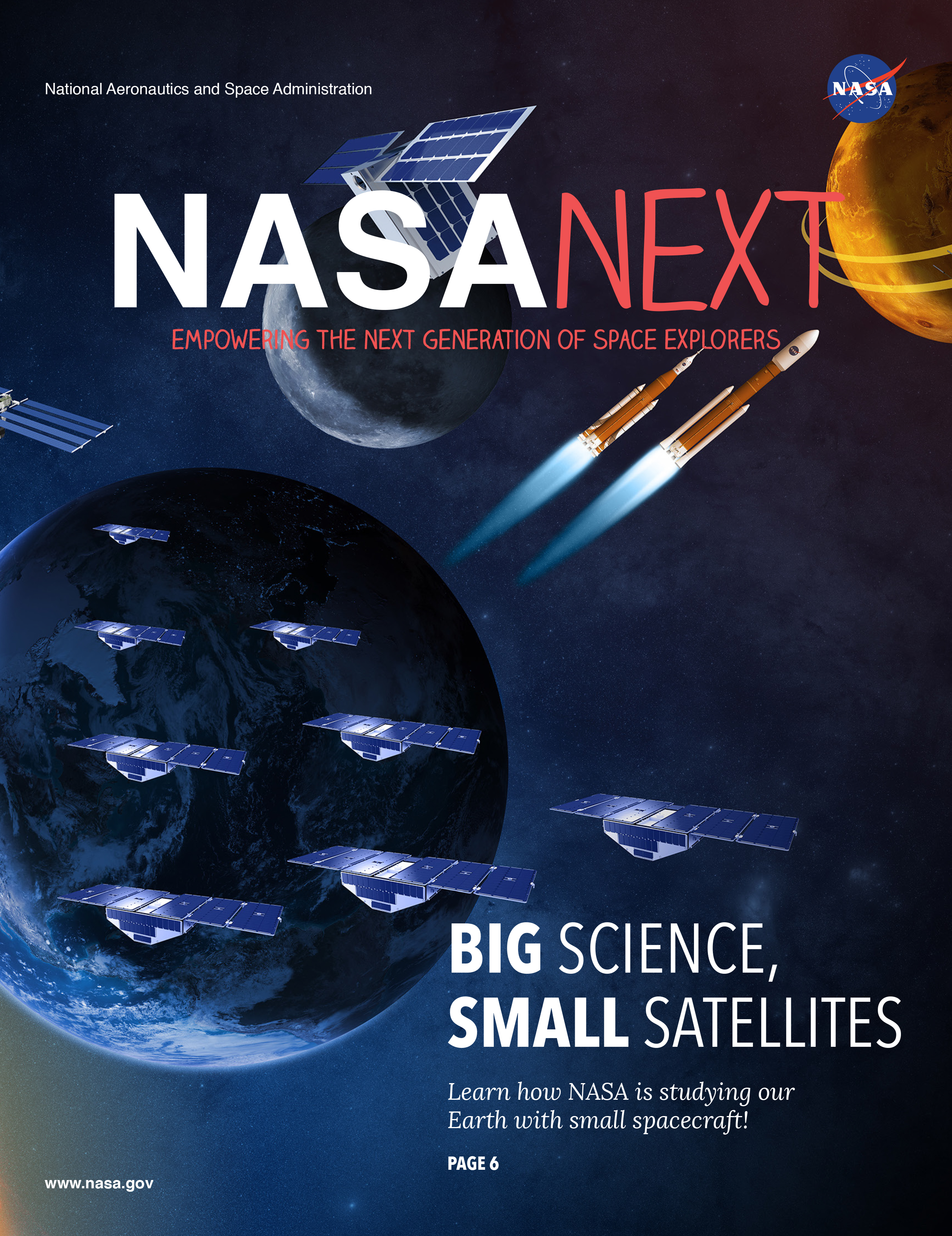 3ae4aefc387a1 NASA Releases New Issue of Online News Magazine for Kids, Teens | NASA