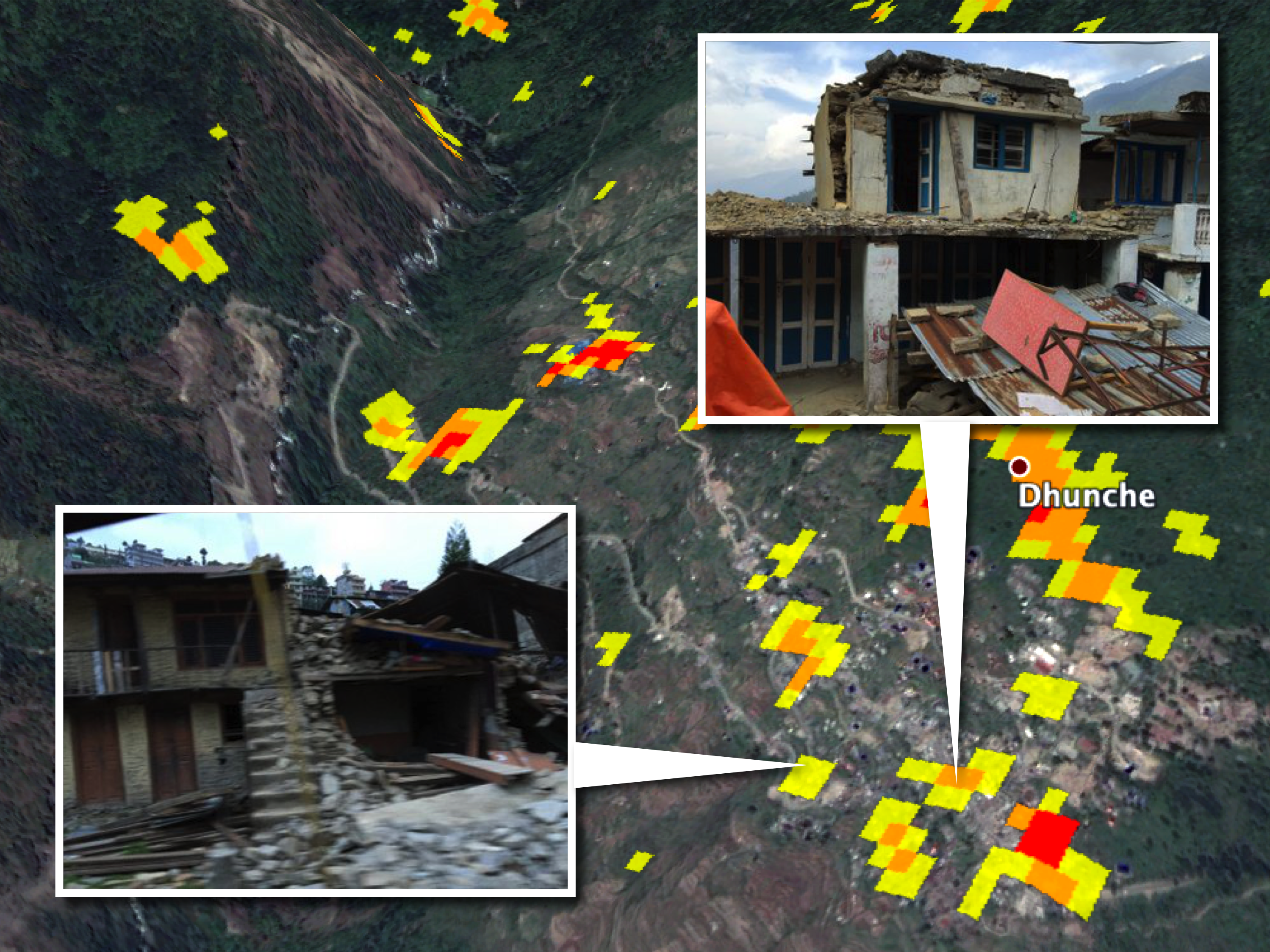 Photos Of Dhunche Nepal